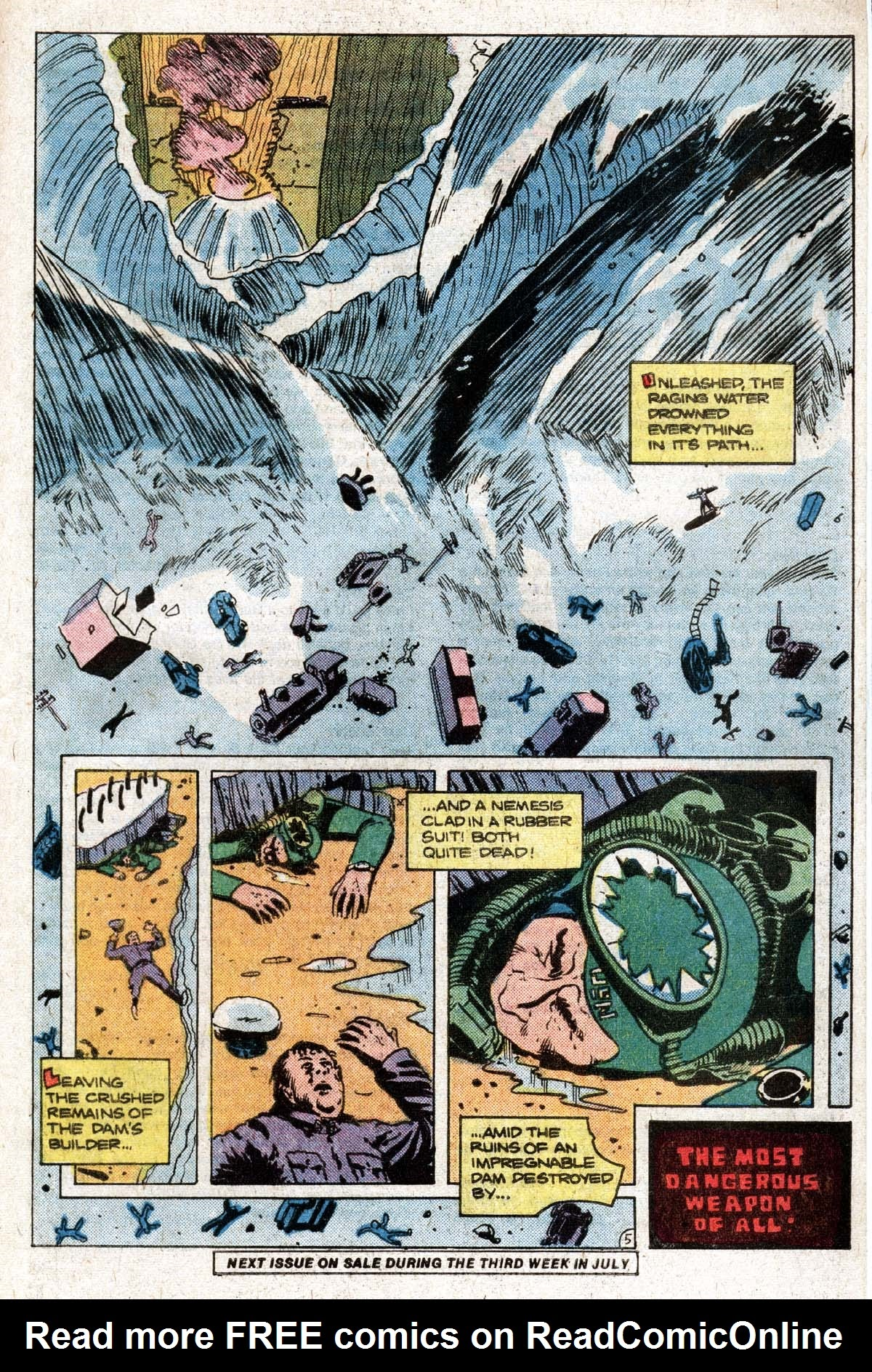 Read online Sgt. Rock comic -  Issue #320 - 29