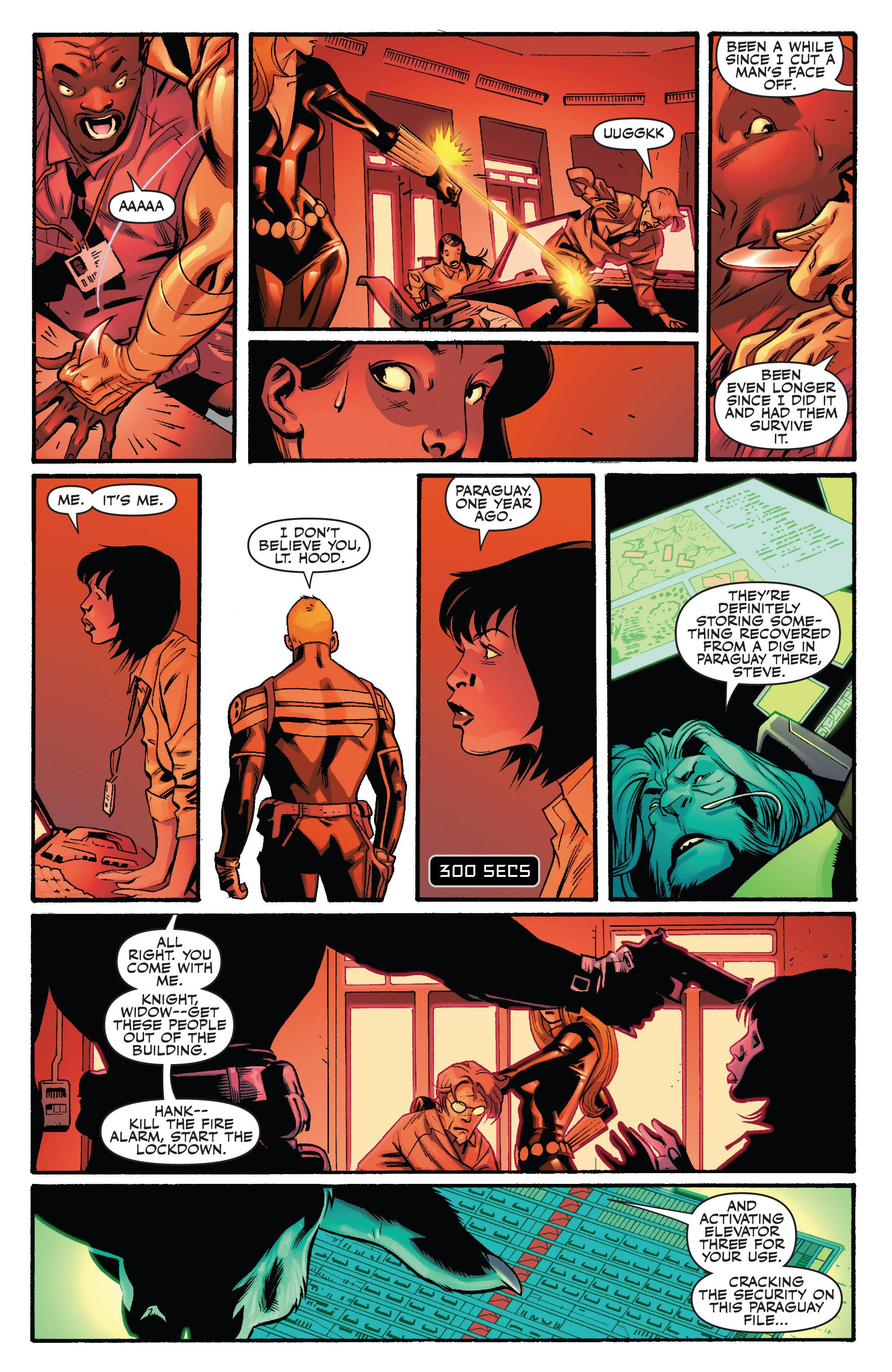 Read online Secret Avengers (2010) comic -  Issue #21 - 6