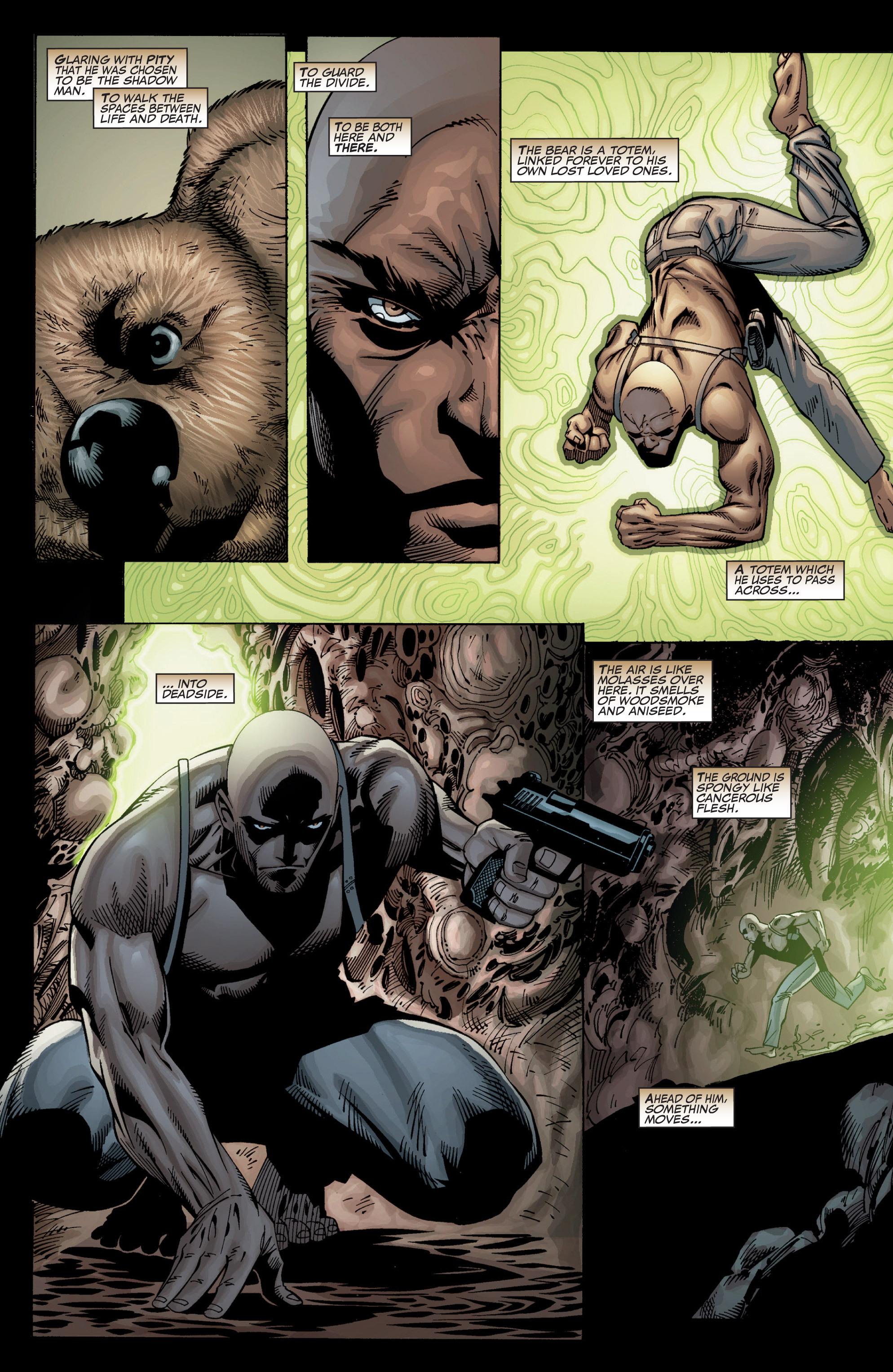 Read online Shadowman (1999) comic -  Issue #1 - 33
