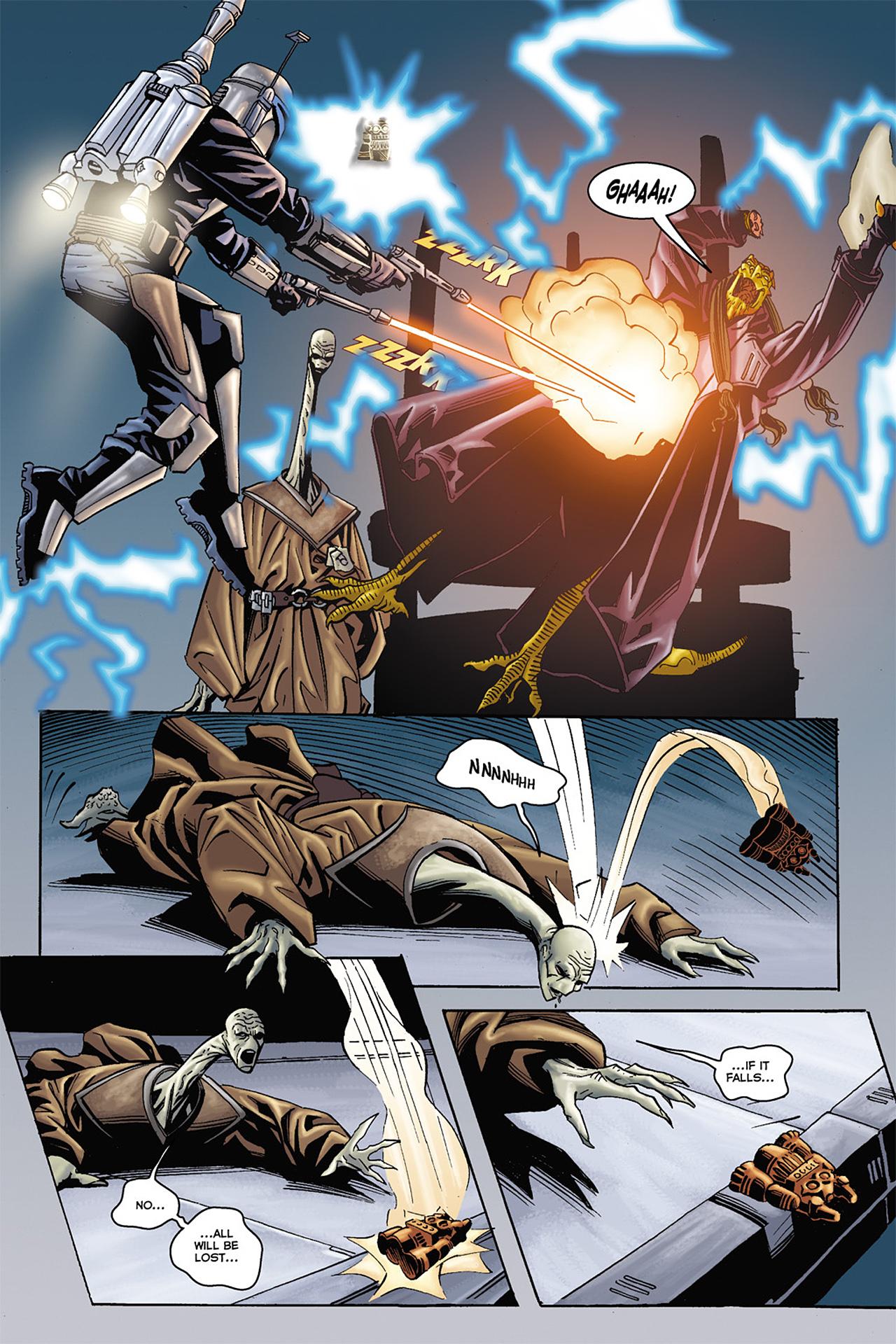 Read online Star Wars Omnibus comic -  Issue # Vol. 10 - 313