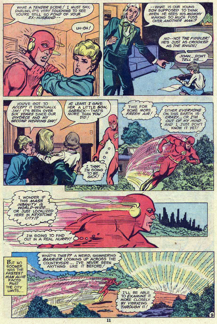 Read online Adventure Comics (1938) comic -  Issue #460 - 11