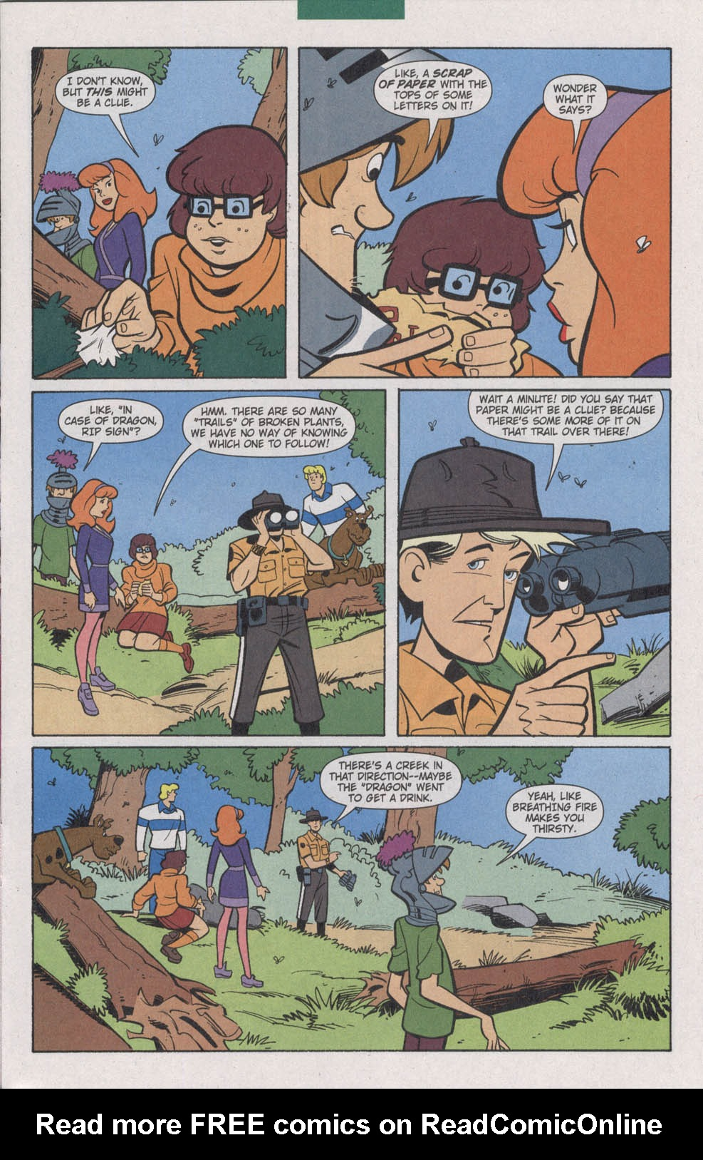 Read online Scooby-Doo (1997) comic -  Issue #78 - 9
