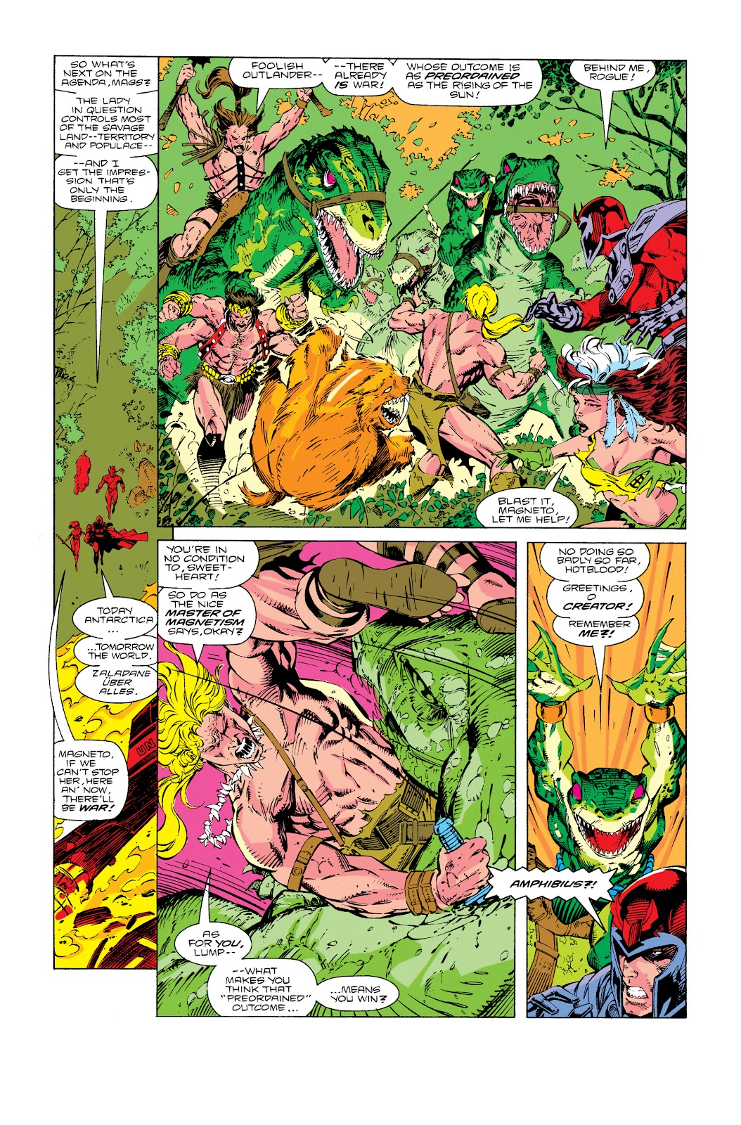 Uncanny X-Men (1963) issue 274 - Page 4