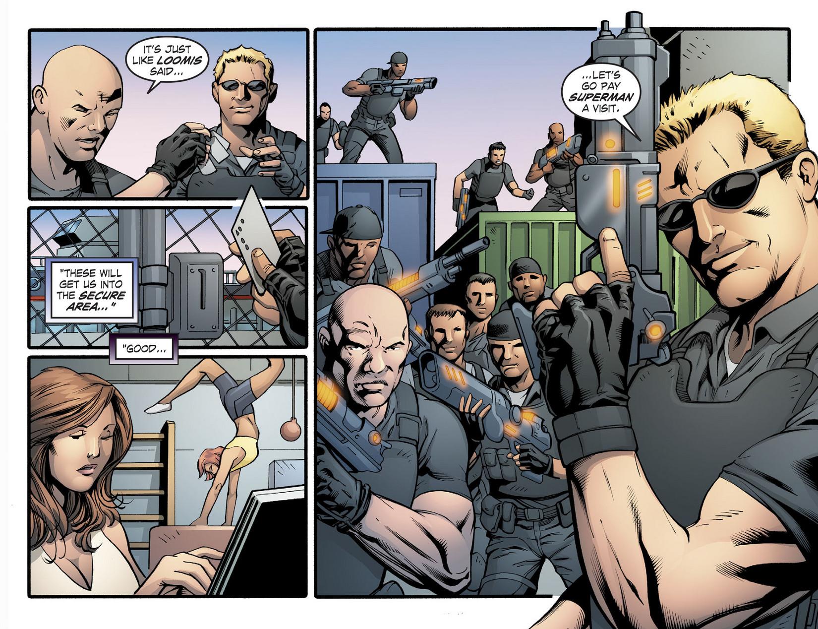 Read online Smallville: Season 11 comic -  Issue #22 - 20