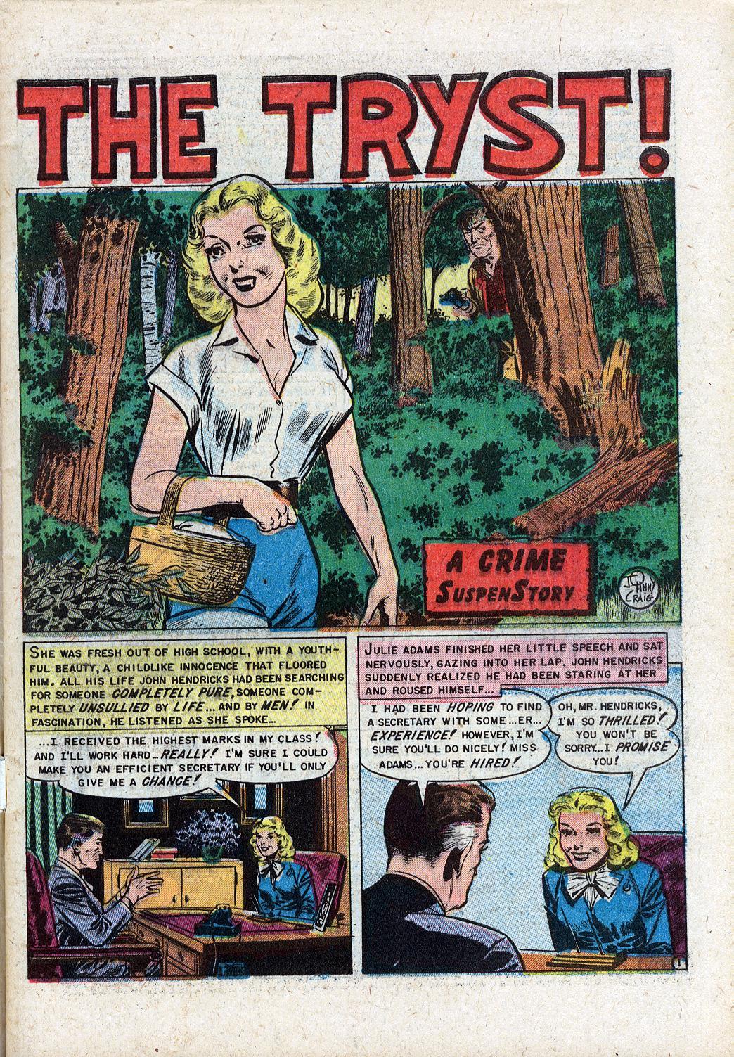 Read online Shock SuspenStories comic -  Issue #11 - 3
