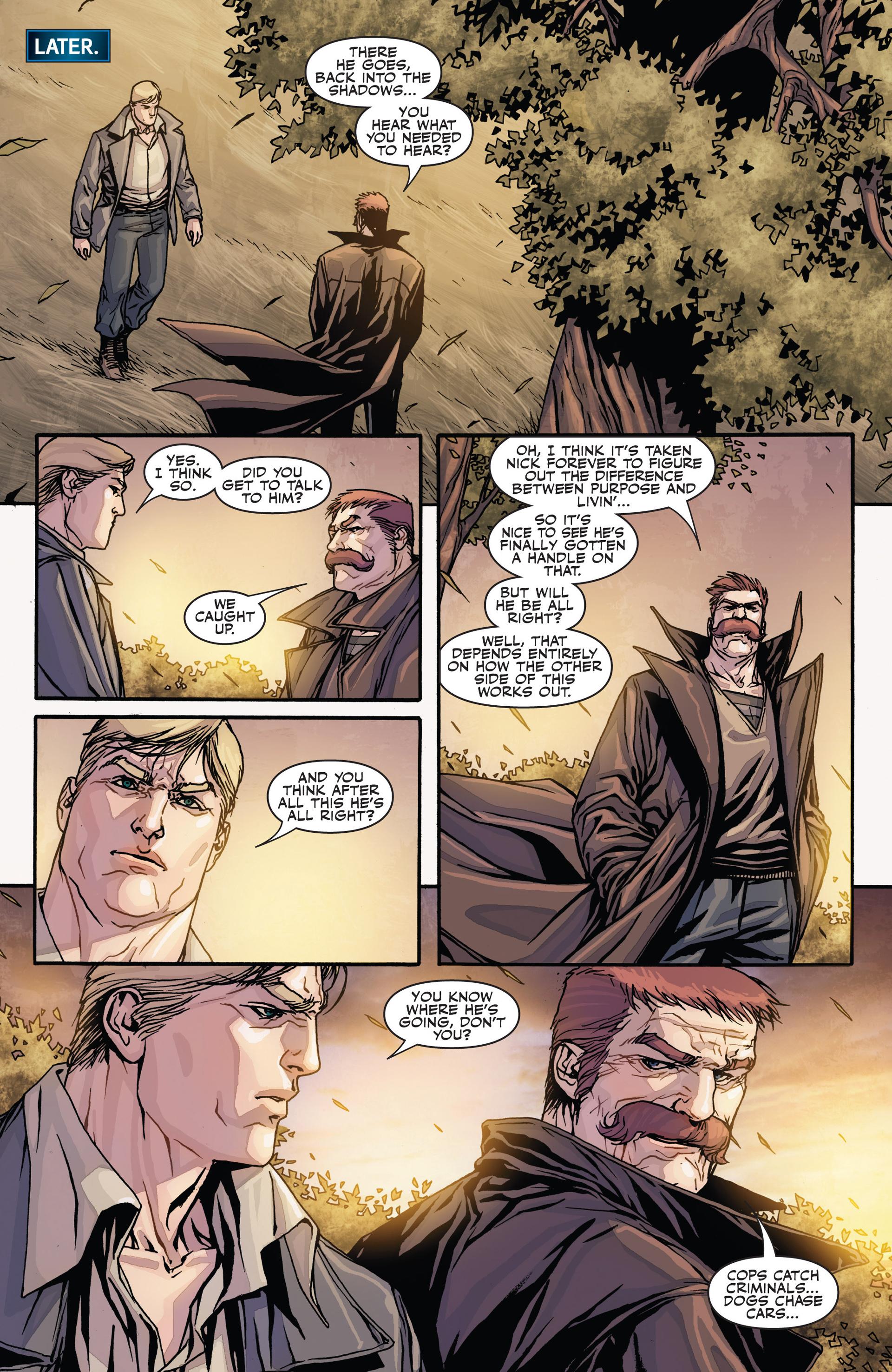 Read online Secret Warriors comic -  Issue #28 - 24