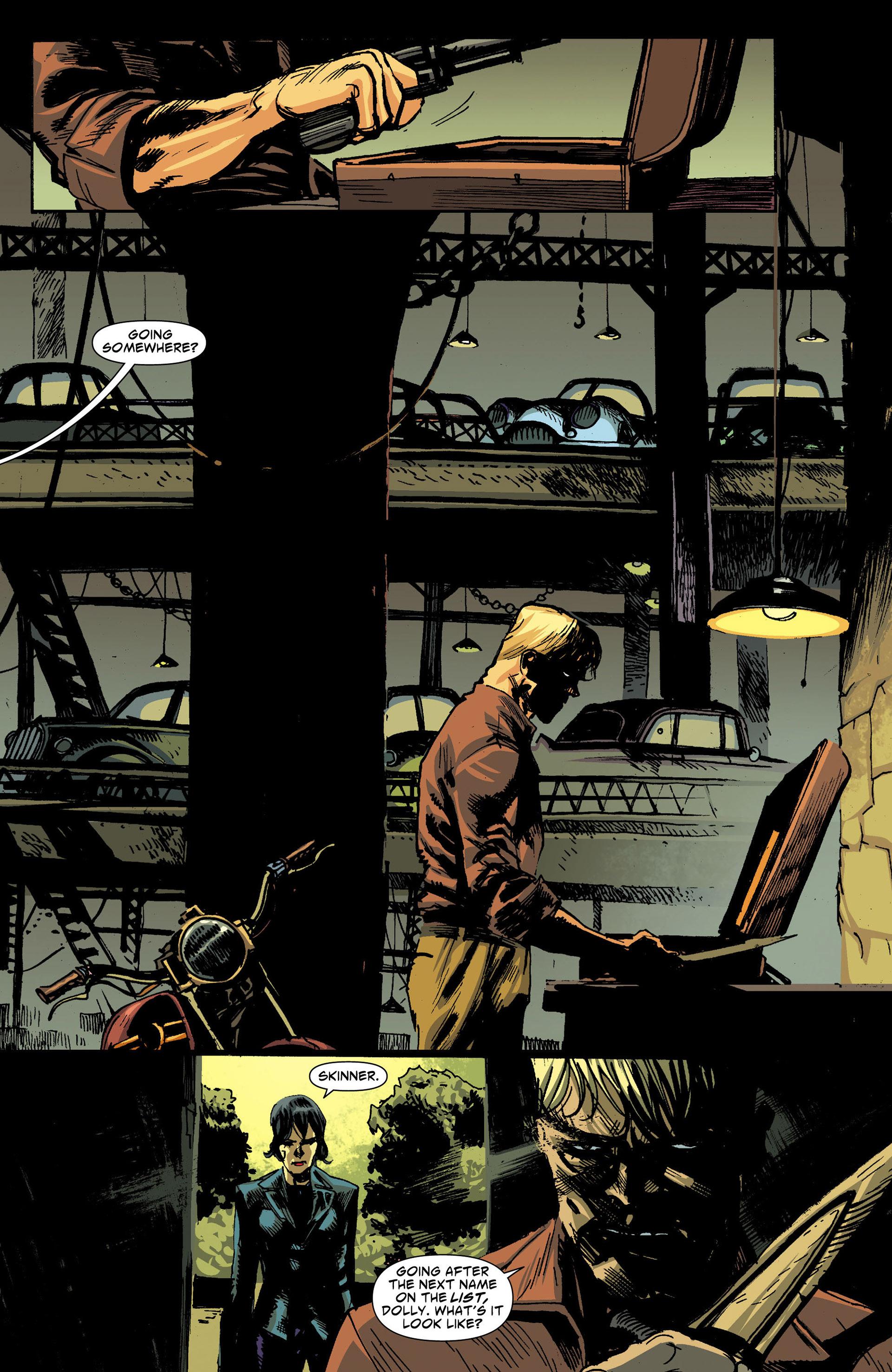 Read online American Vampire comic -  Issue #31 - 9