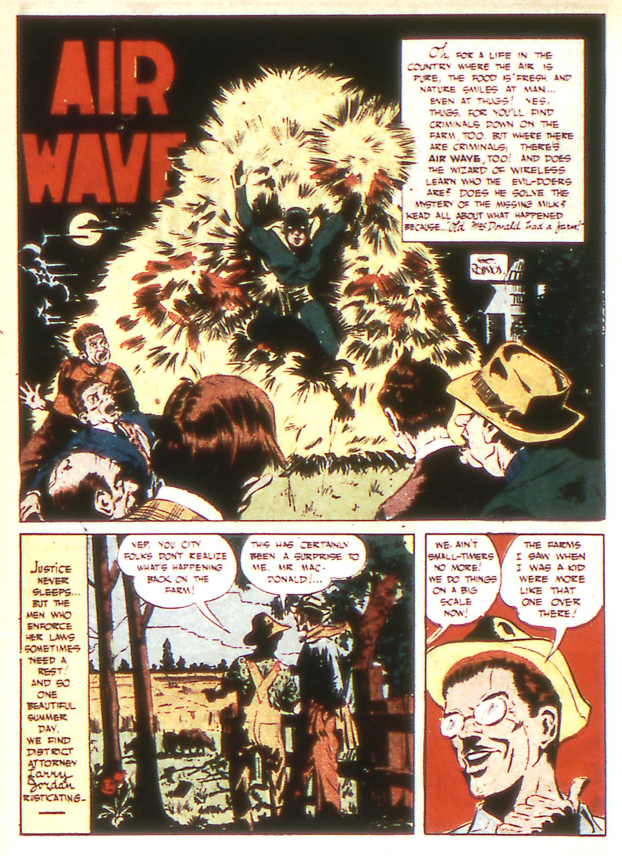Read online Detective Comics (1937) comic -  Issue #81 - 38