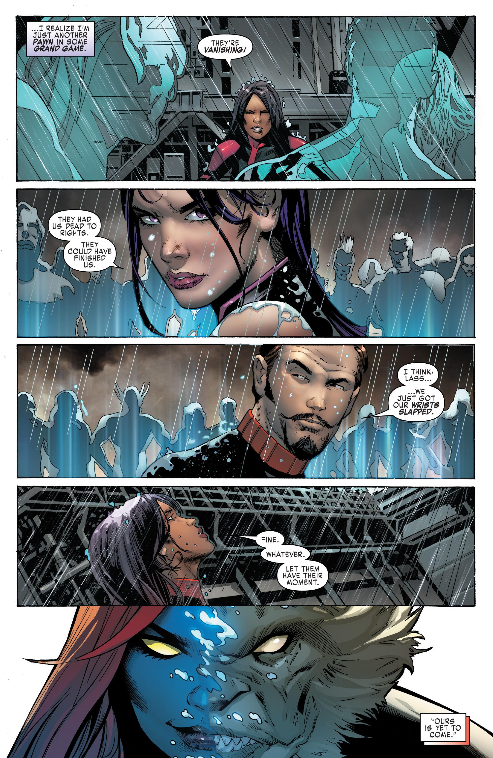 Read online Uncanny X-Men (2016) comic -  Issue #13 - 8