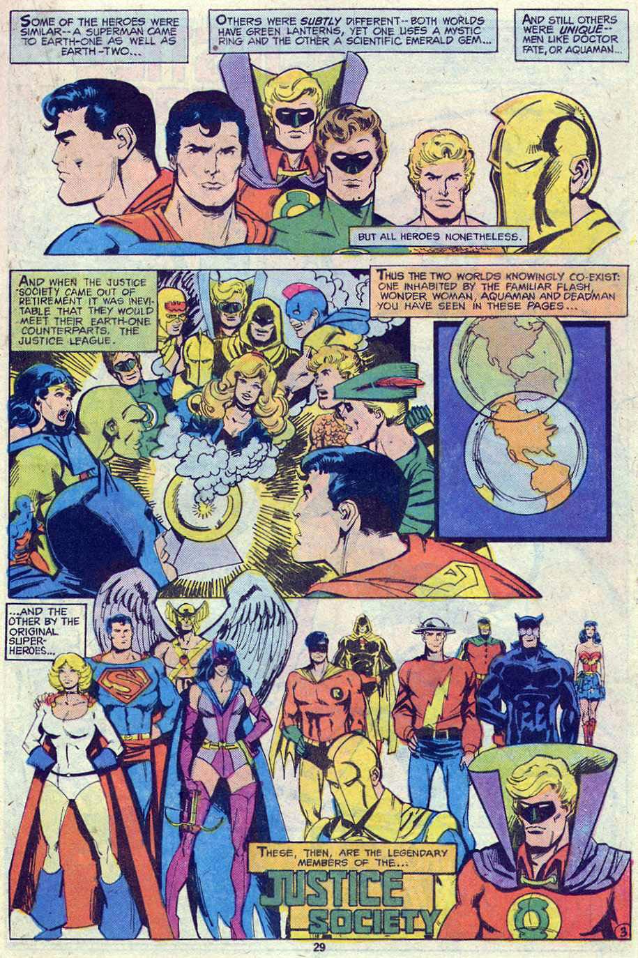 Read online Adventure Comics (1938) comic -  Issue #461 - 29