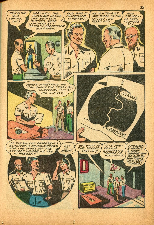 Read online Super-Magician Comics comic -  Issue #9 - 23