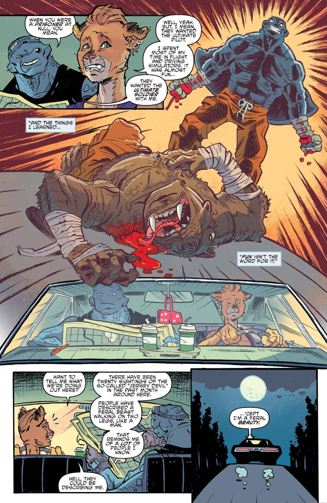 Read online Teenage Mutant Ninja Turtles: The IDW Collection comic -  Issue # TPB 9 (Part 3) - 23