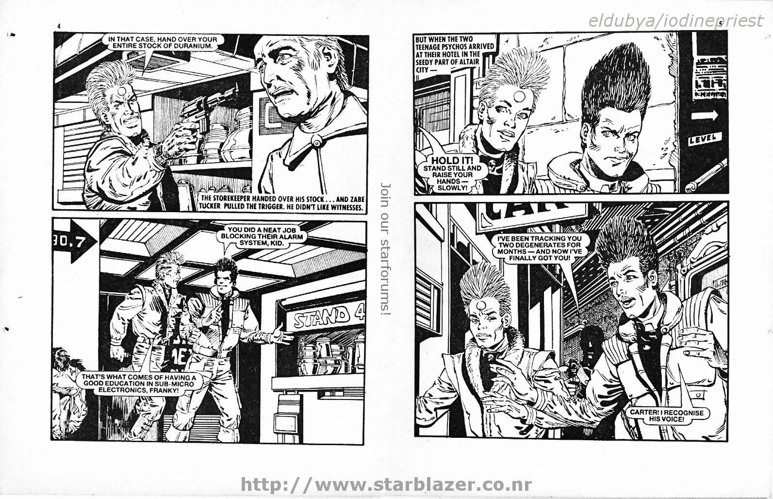 Starblazer issue 215 - Page 4