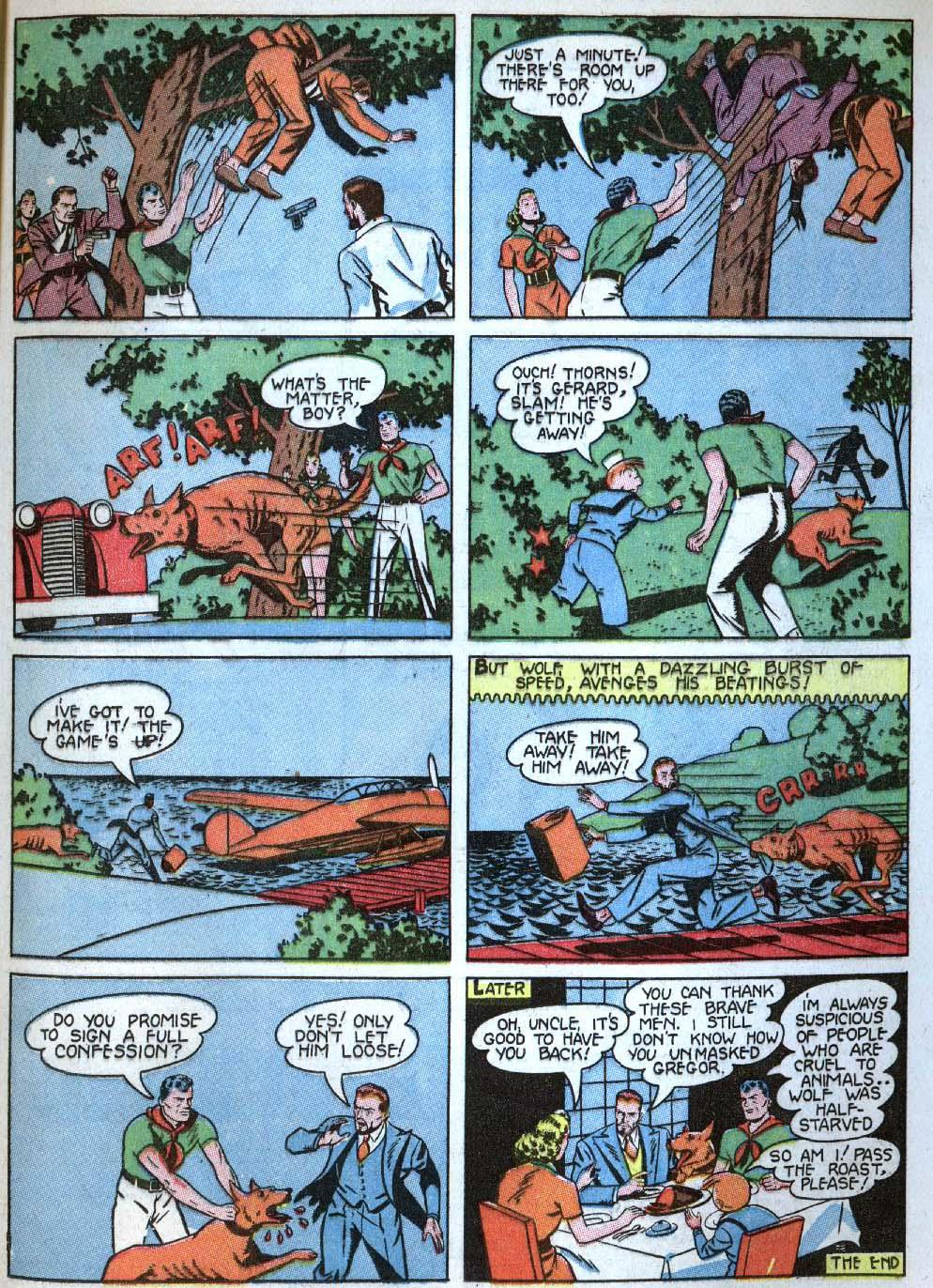 Read online Detective Comics (1937) comic -  Issue #43 - 65