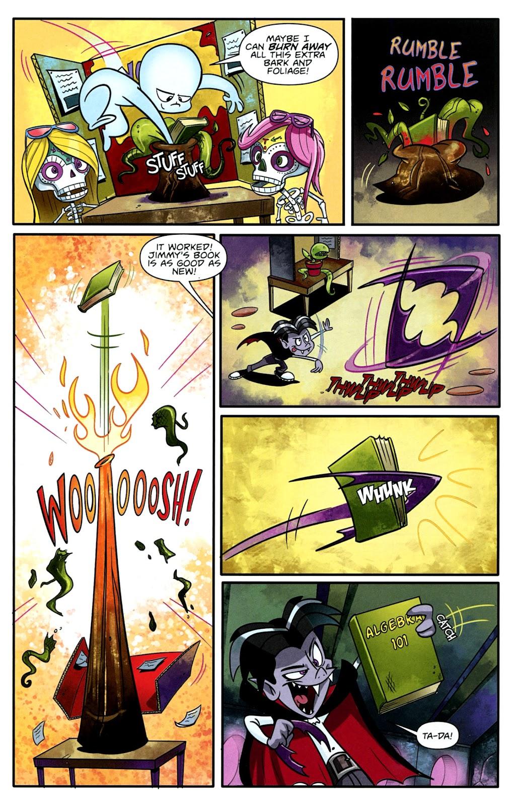 Read online Casper's Scare School comic -  Issue #2 - 16