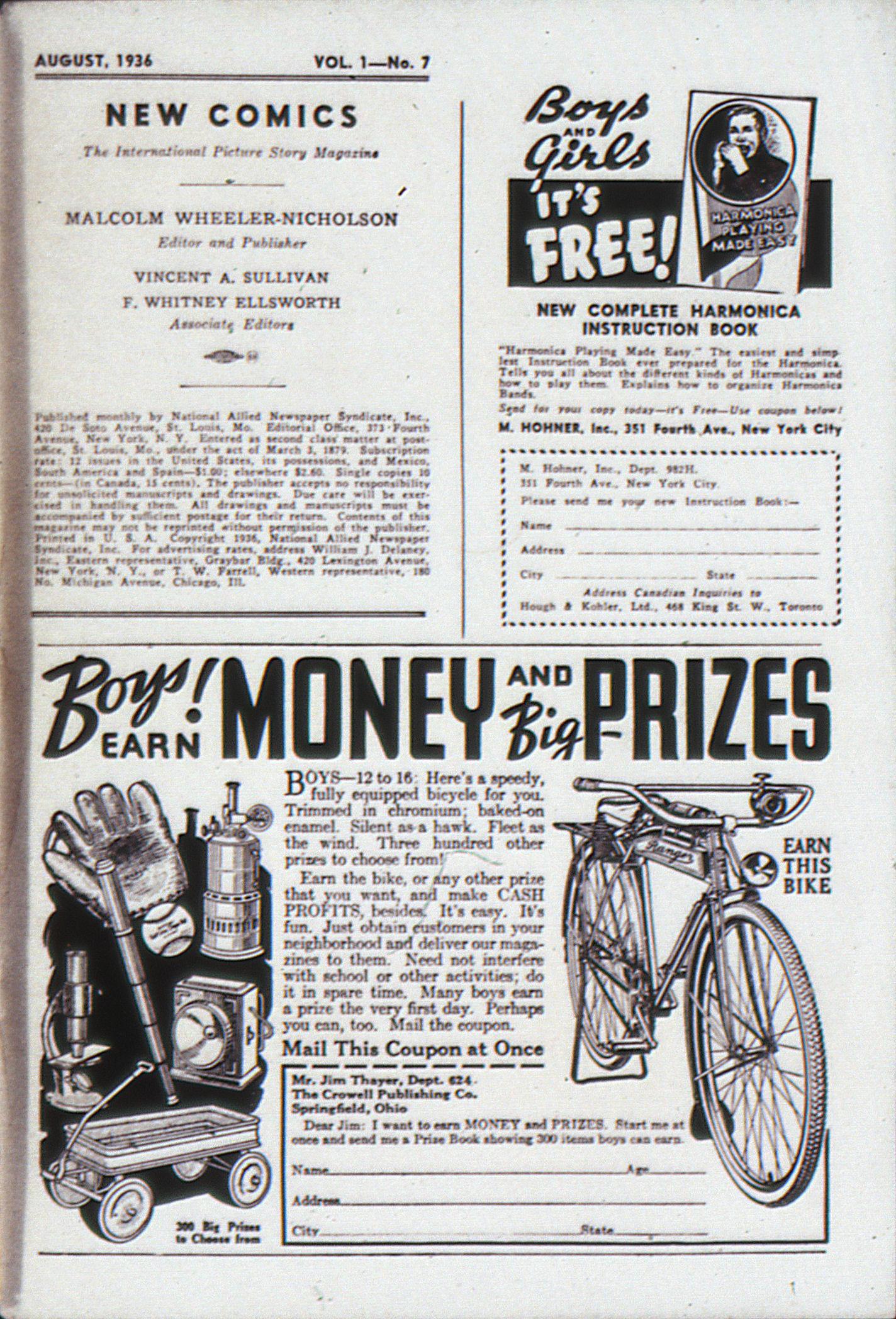 Read online Adventure Comics (1938) comic -  Issue #7 - 67