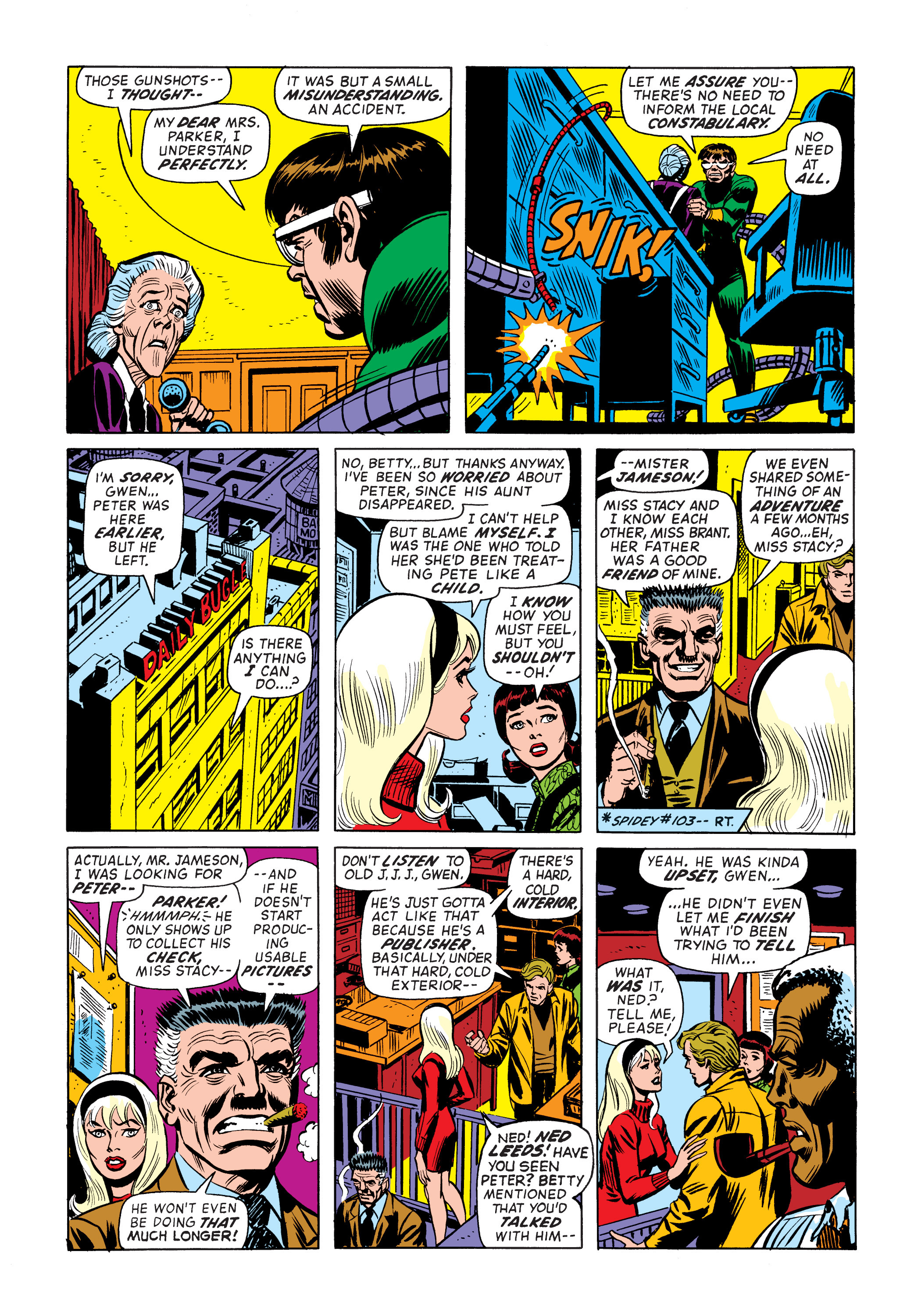 The Amazing Spider-Man (1963) 115 Page 8