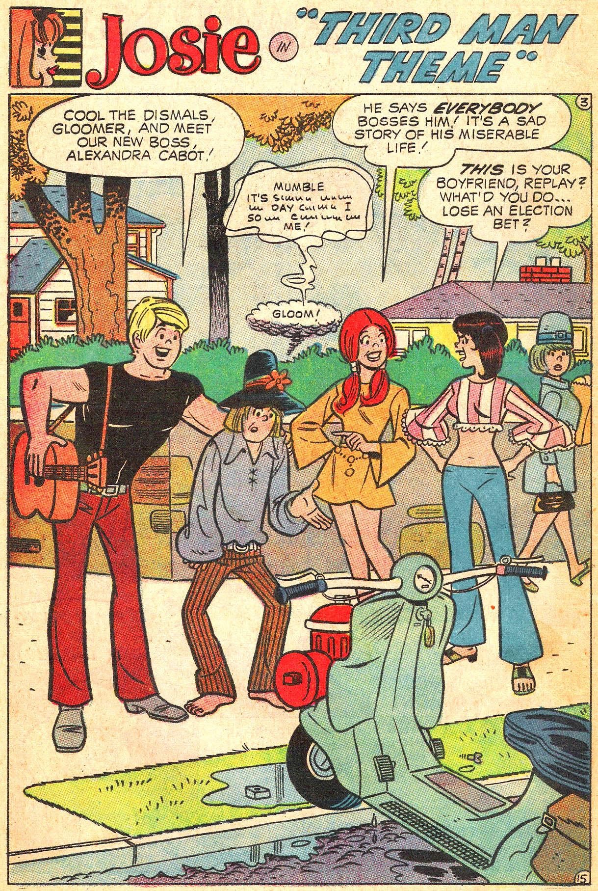 Read online She's Josie comic -  Issue #42 - 20