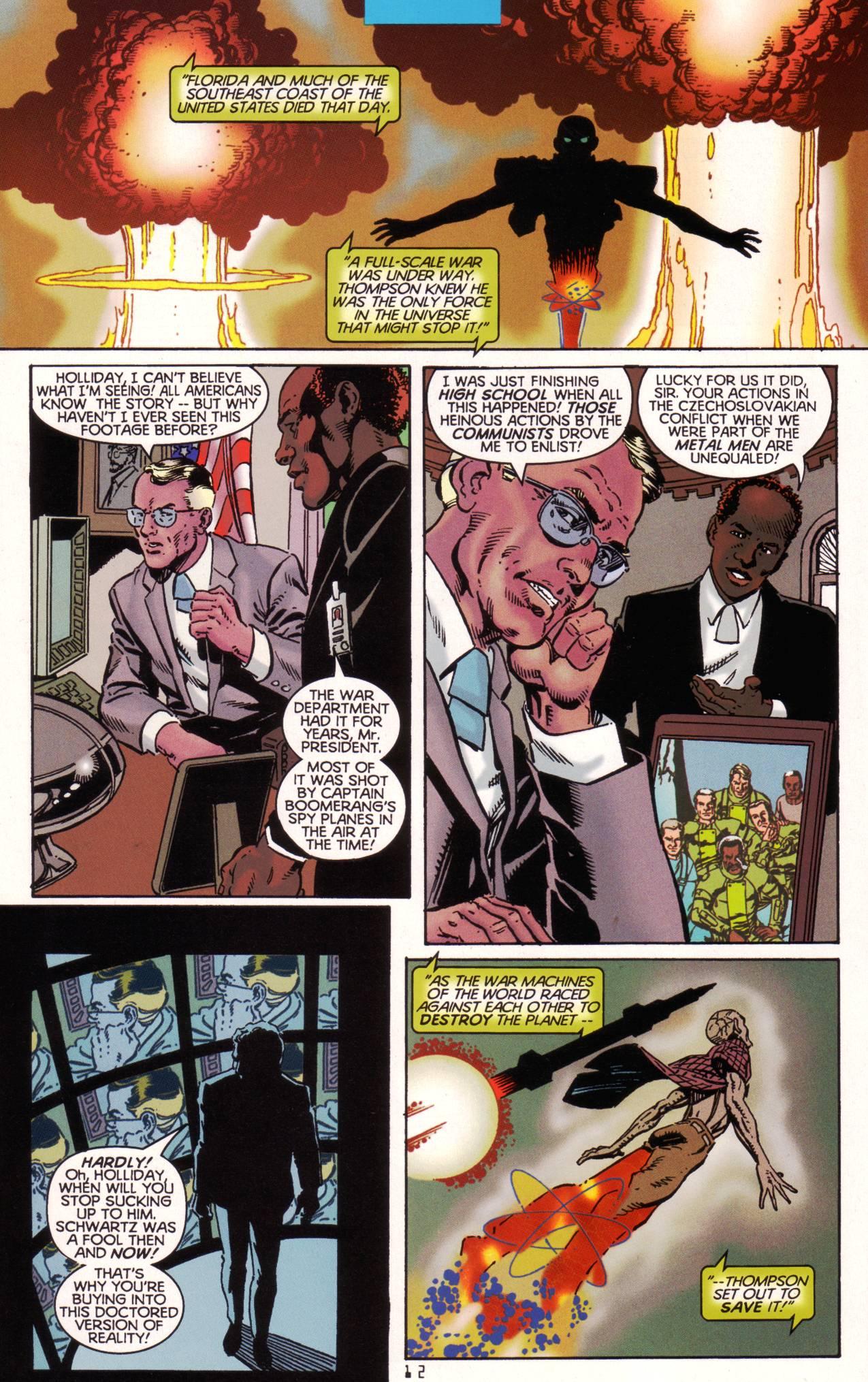 Read online Tangent Comics/ The Atom comic -  Issue # Full - 13