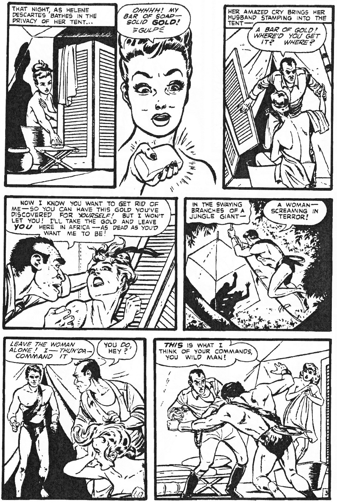 Read online Men of Mystery Comics comic -  Issue #81 - 53