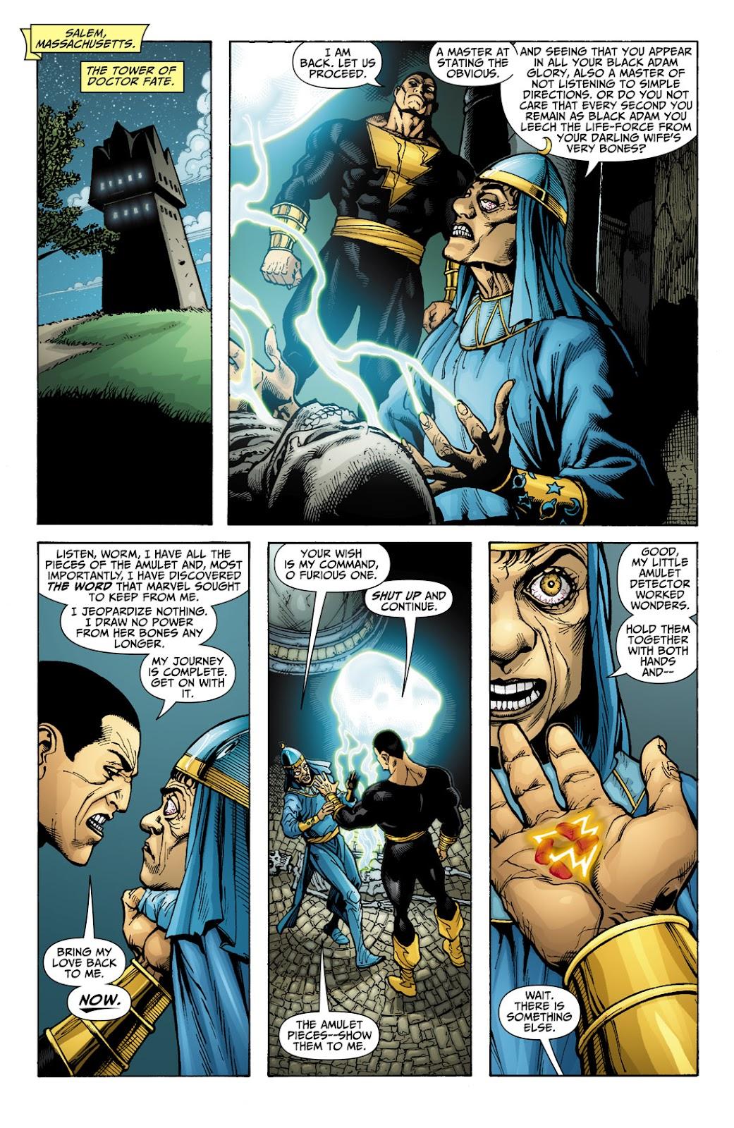 Black Adam: The Dark Age issue 6 - Page 13