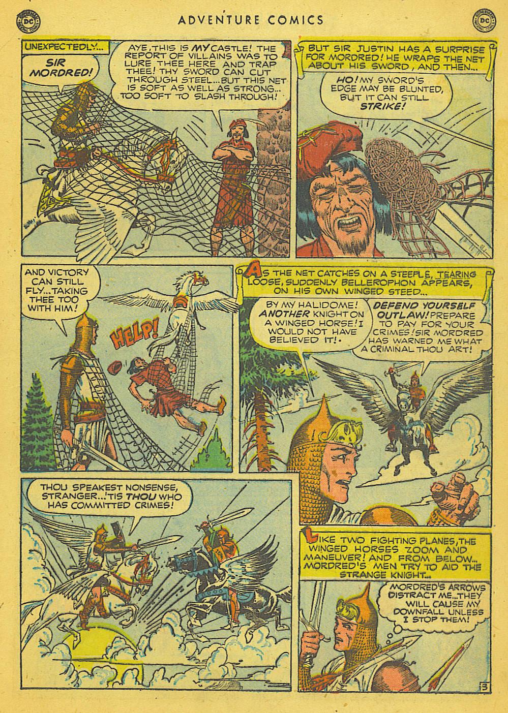 Read online Adventure Comics (1938) comic -  Issue #153 - 18
