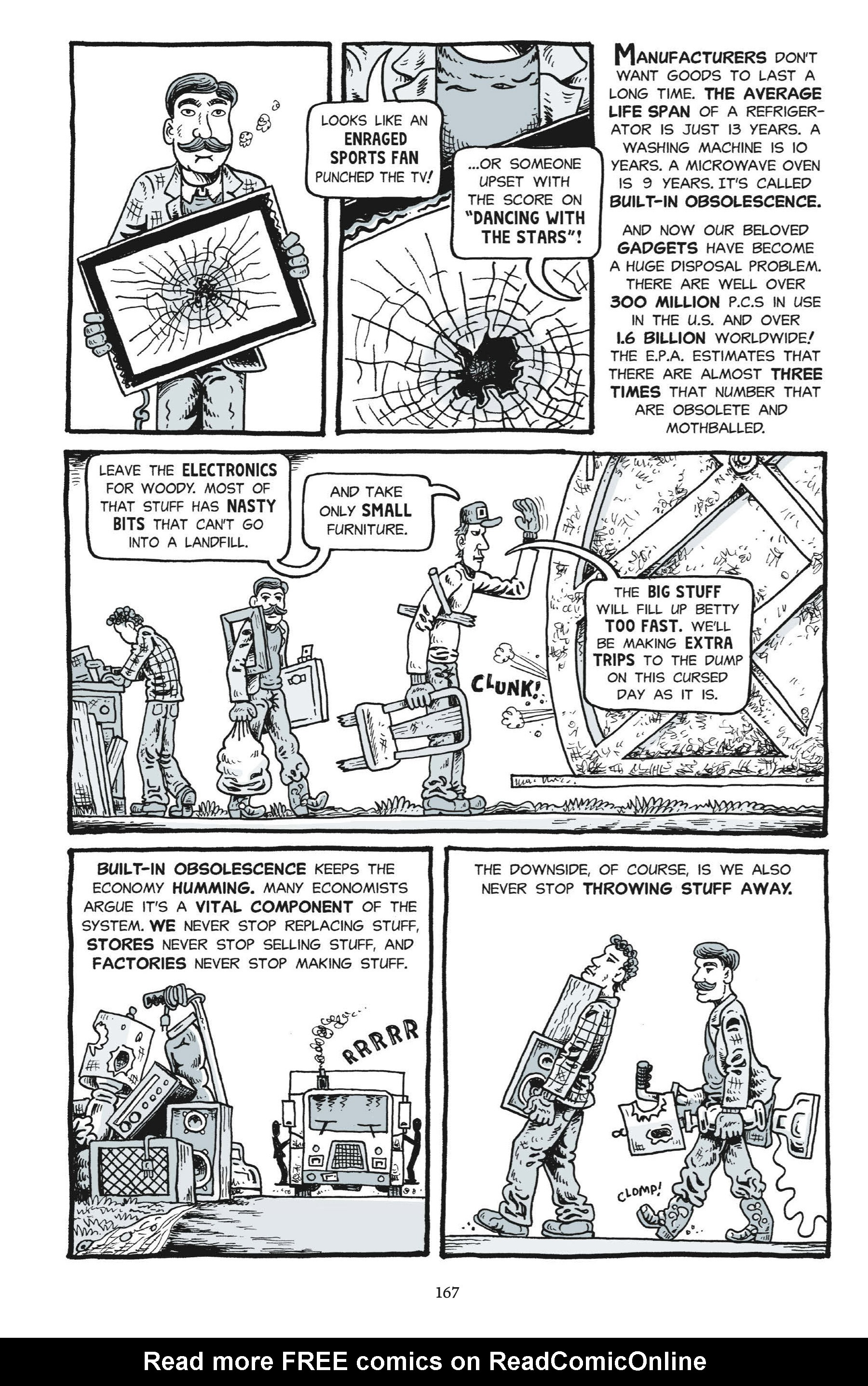 Read online Trashed comic -  Issue # Full - 161