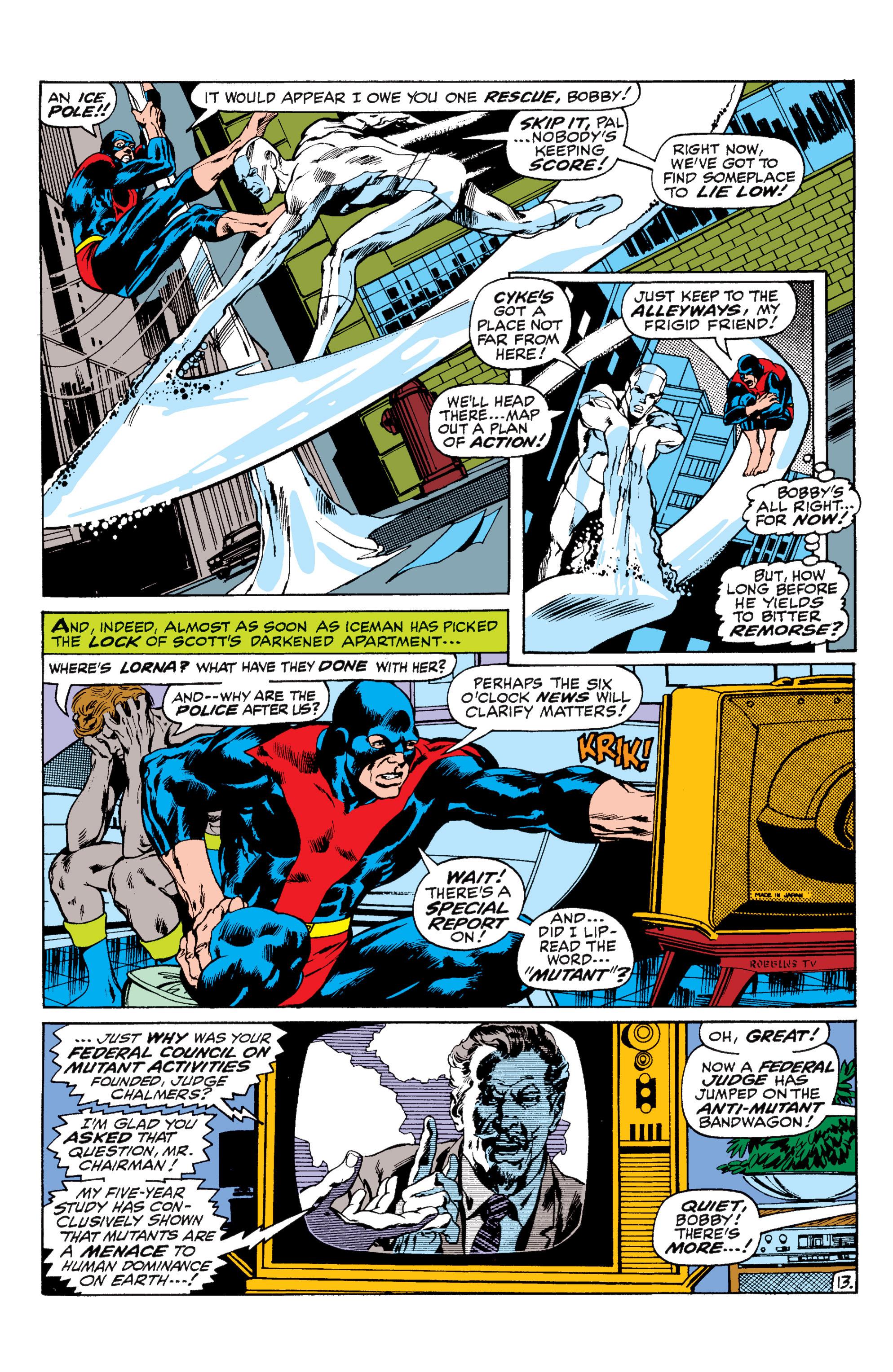 Uncanny X-Men (1963) 57 Page 13