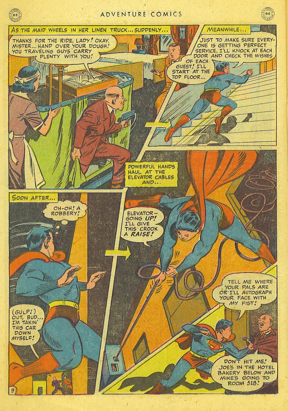 Read online Adventure Comics (1938) comic -  Issue #127 - 26