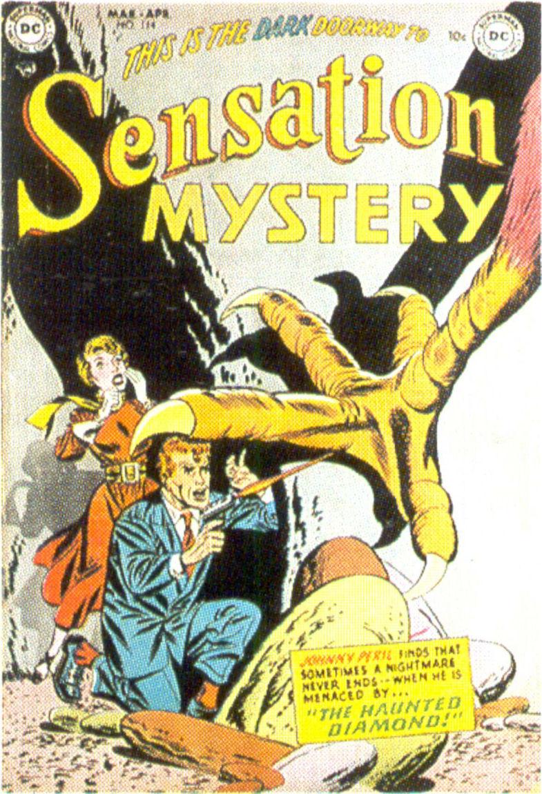 Sensation (Mystery) Comics 114 Page 1