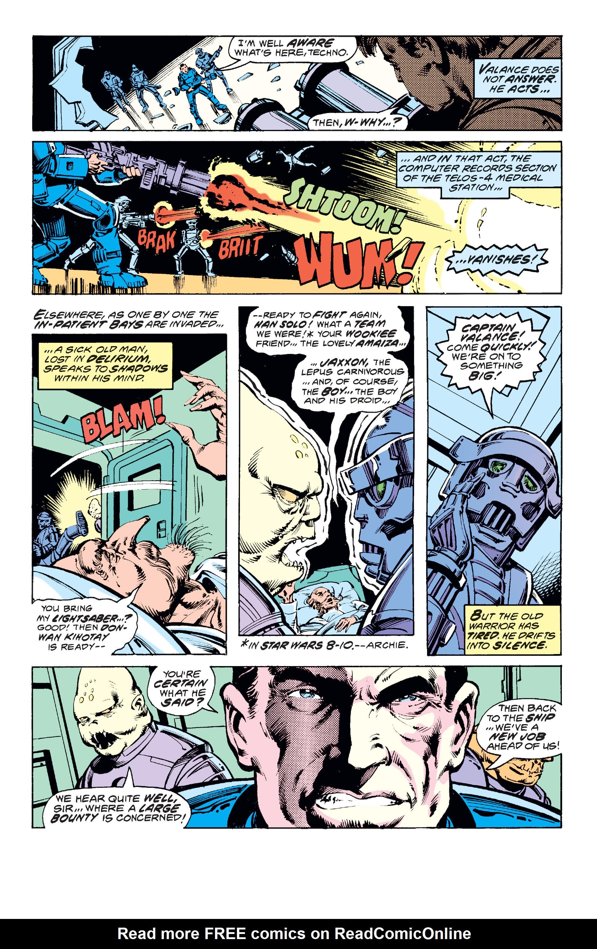 Read online Star Wars Omnibus comic -  Issue # Vol. 13 - 280