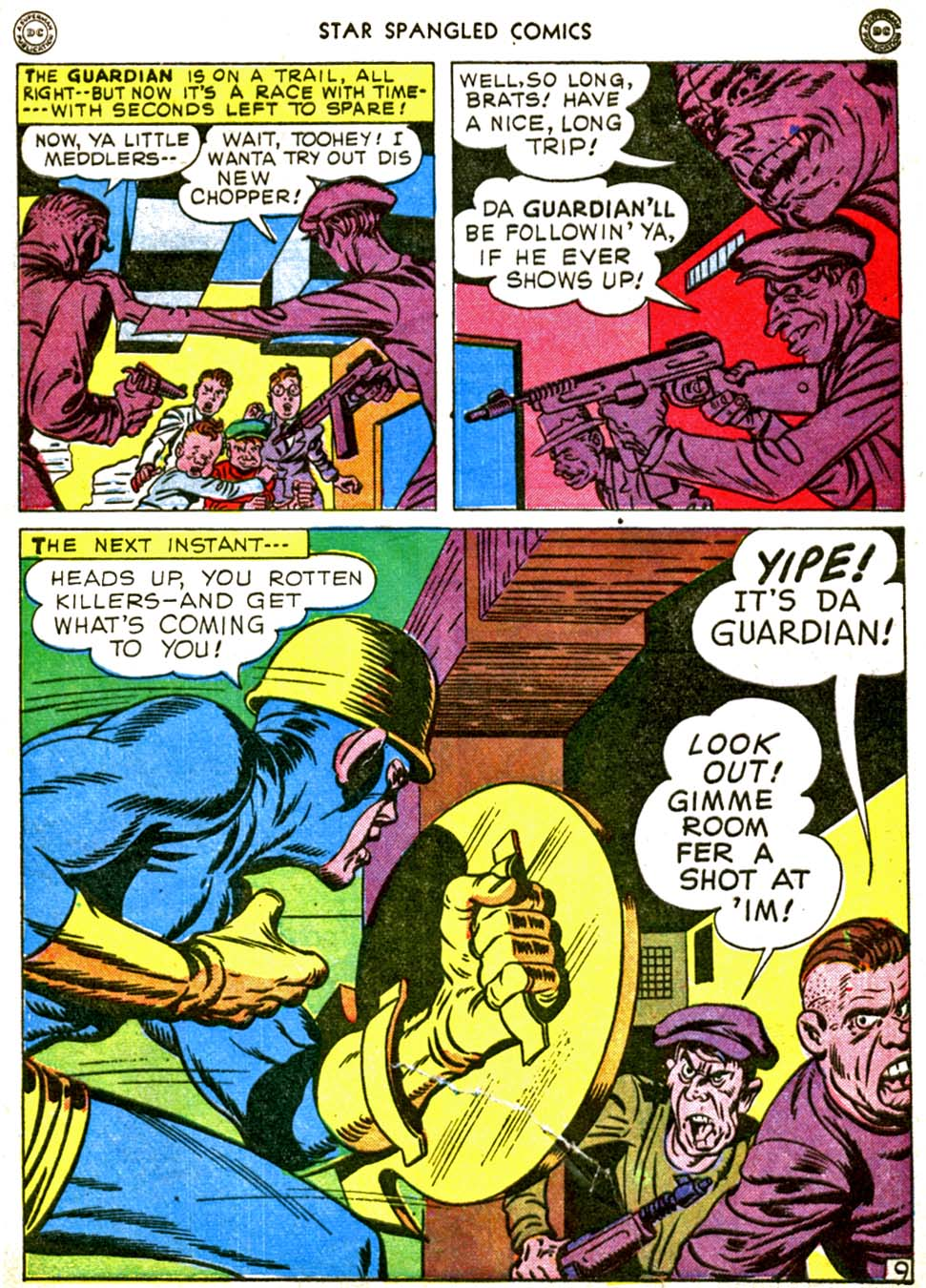 Star Spangled Comics (1941) issue 56 - Page 11