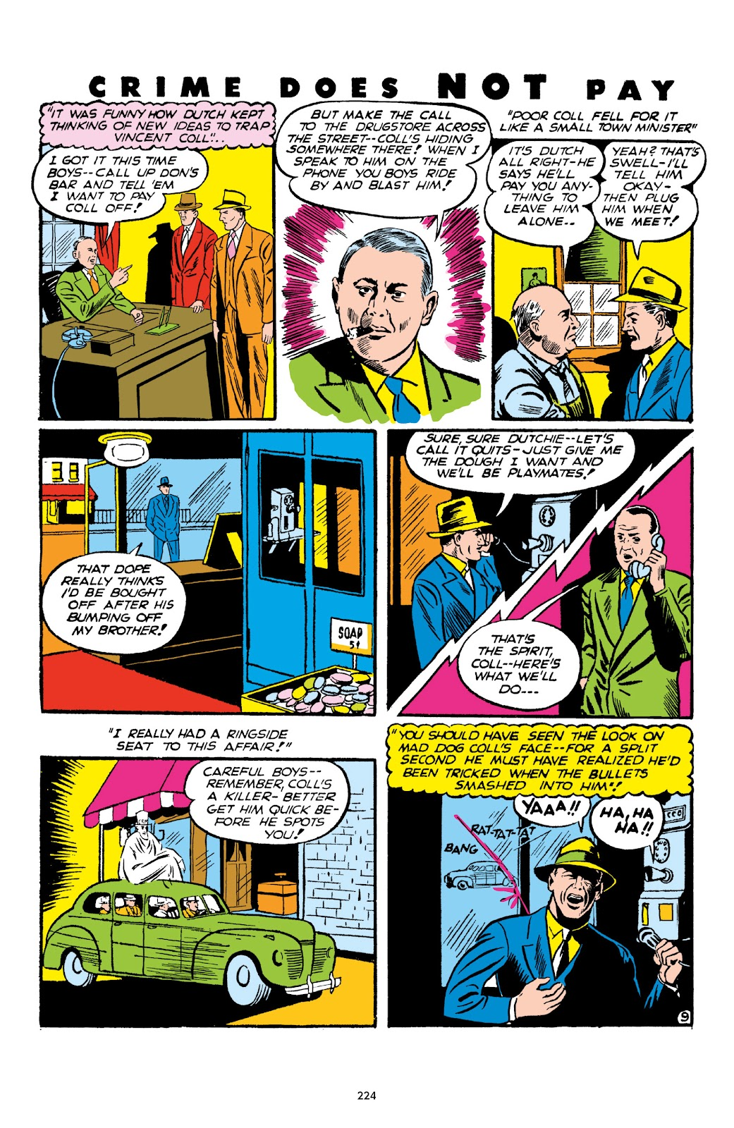 Read online Crime Does Not Pay Archives comic -  Issue # TPB 1 (Part 3) - 27