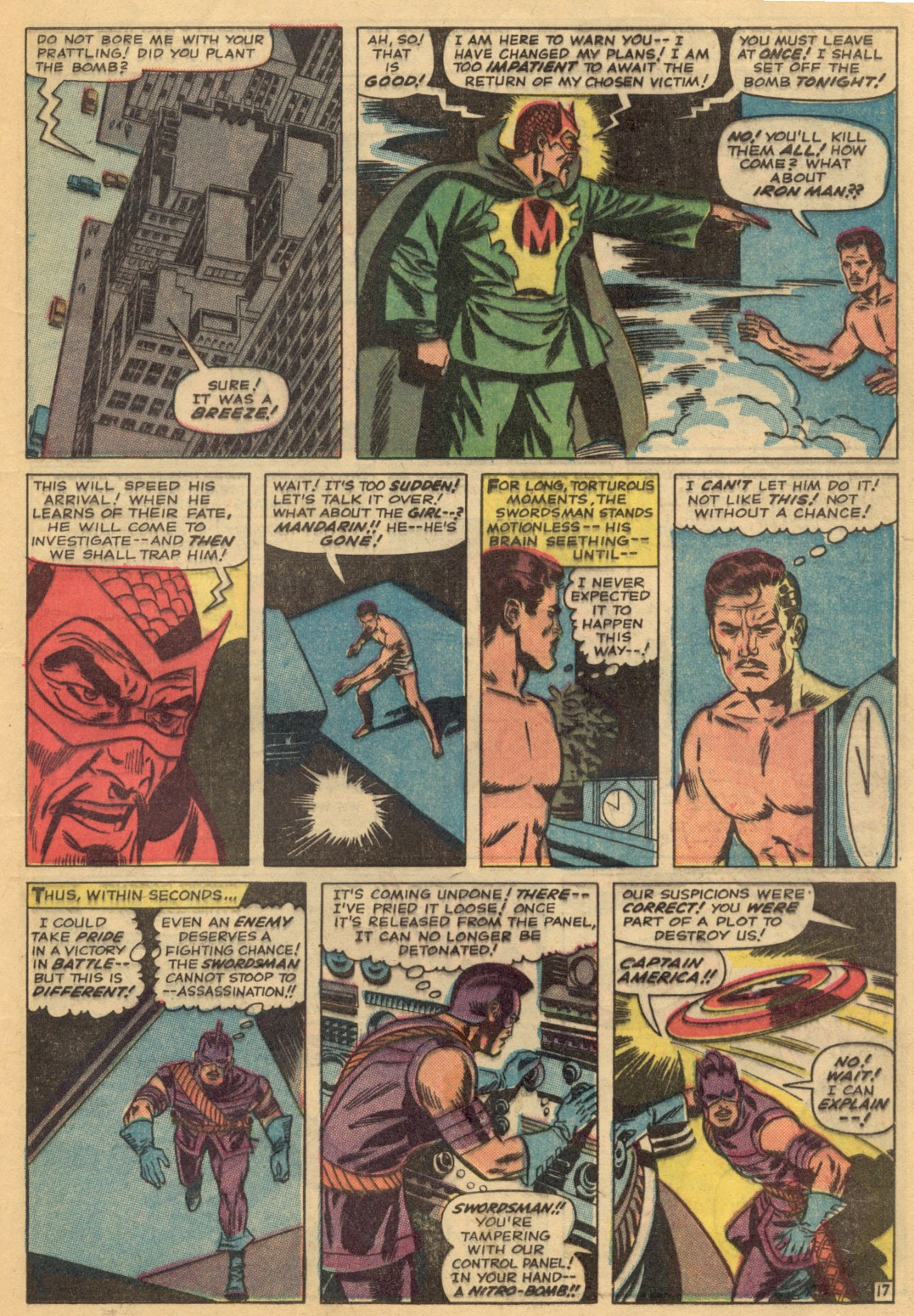 The Avengers (1963) 20 Page 24