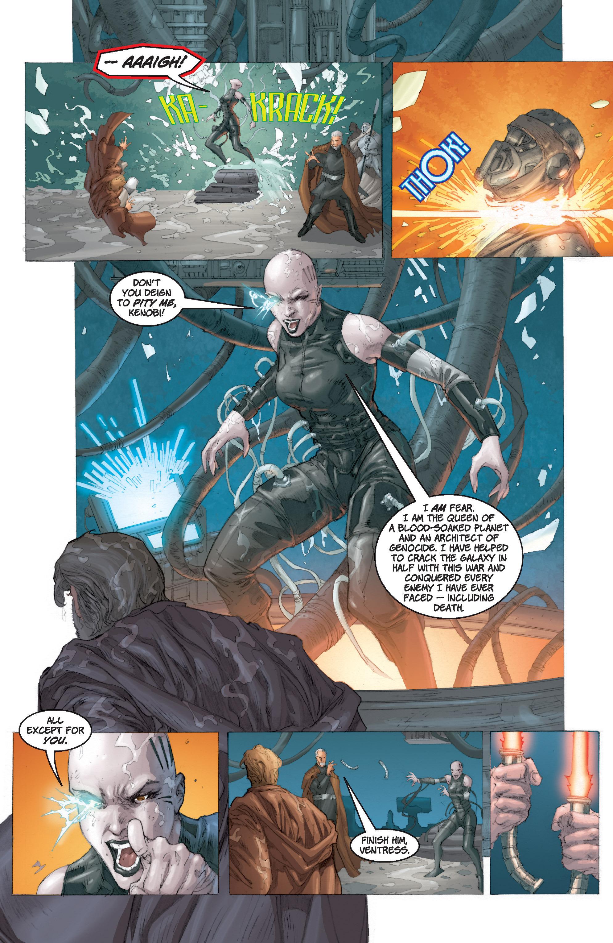 Read online Star Wars Omnibus comic -  Issue # Vol. 26 - 168