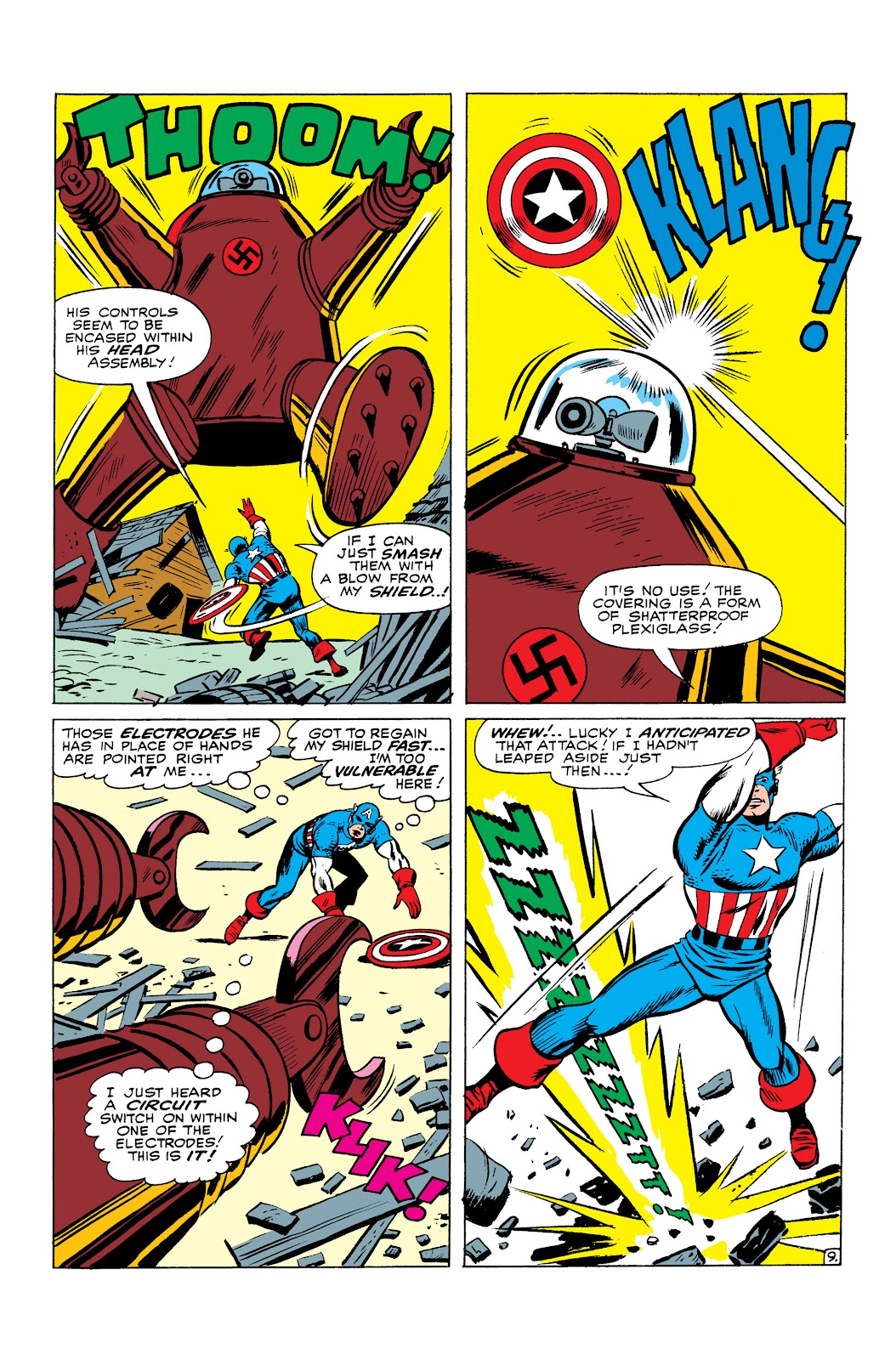 Read online Marvel Masterworks: The Invincible Iron Man comic -  Issue # TPB 3 (Part 2) - 62