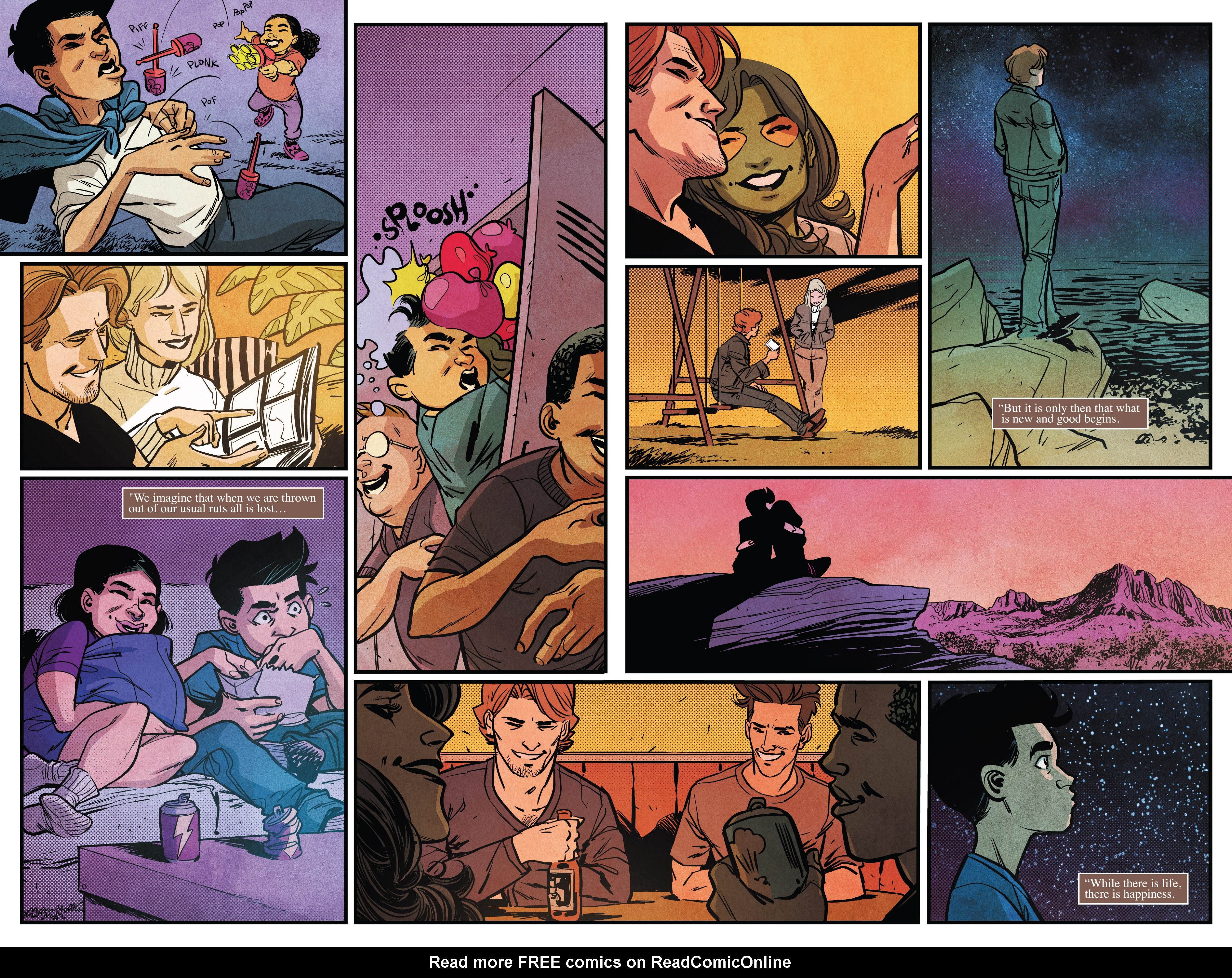 Read online Nova (2017) comic -  Issue #7 - 20