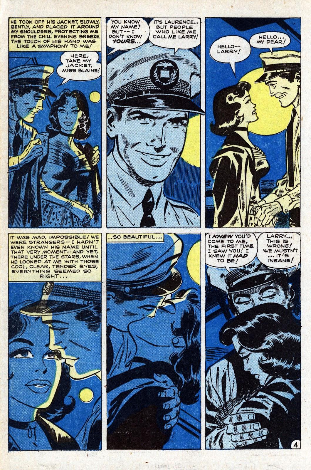 Love Romances (1949) issue 95 - Page 16