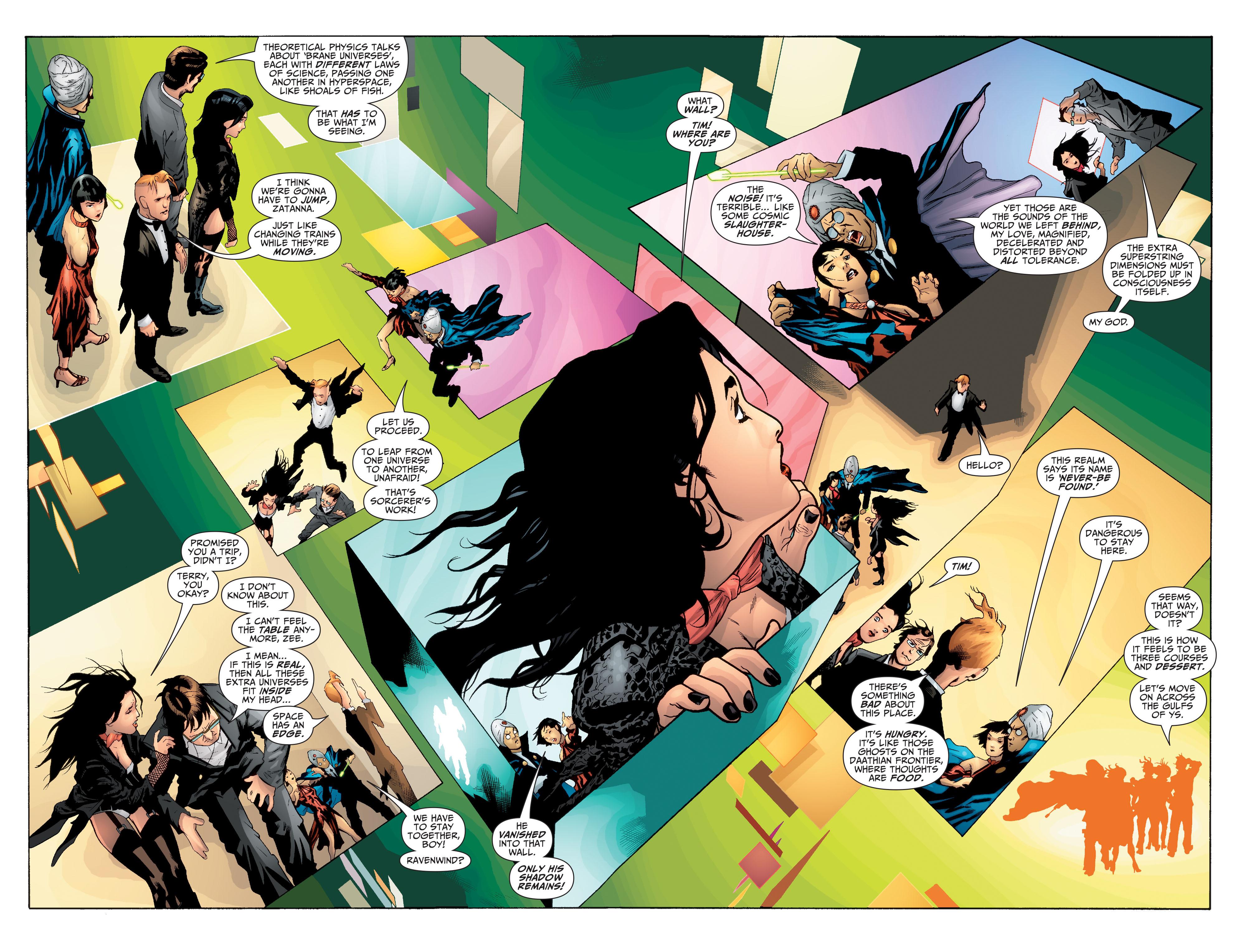 Read online Seven Soldiers: Zatanna comic -  Issue #1 - 11