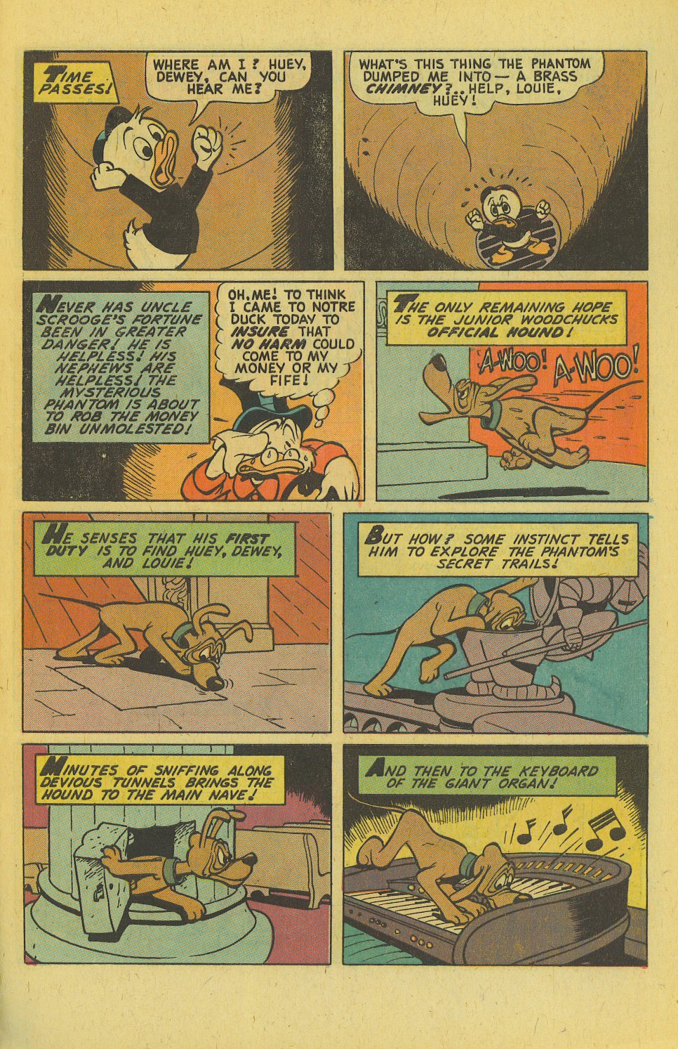 Read online Uncle Scrooge (1953) comic -  Issue #114 - 27