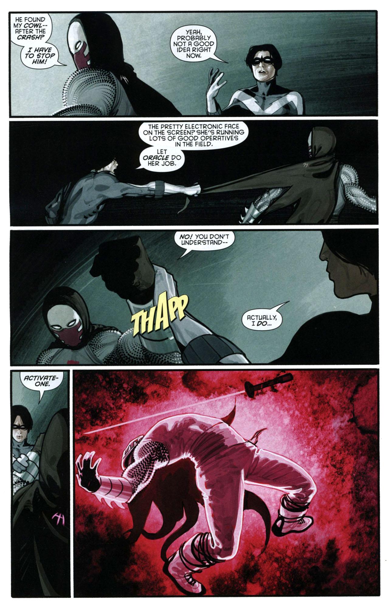 Read online Azrael: Death's Dark Knight comic -  Issue #3 - 14