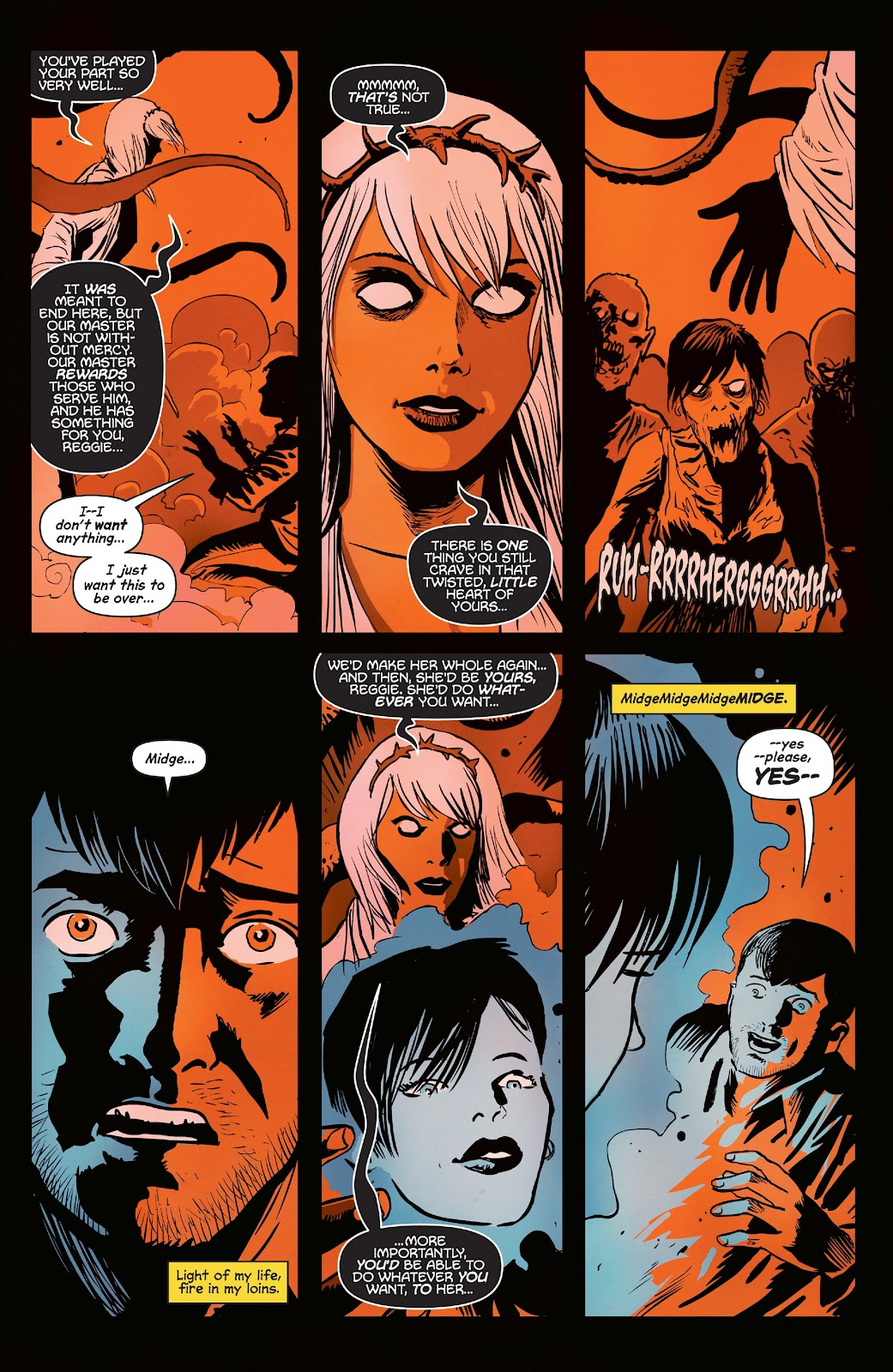 Afterlife with Archie issue 9 - Page 27