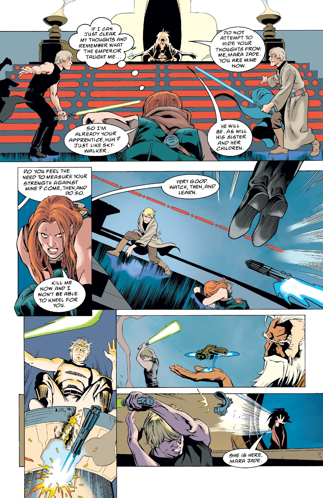 Read online Star Wars Legends: The New Republic - Epic Collection comic -  Issue # TPB 4 (Part 5) - 19
