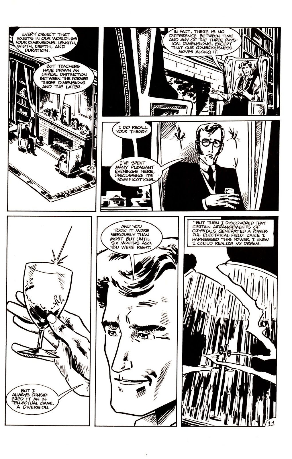 The Time Machine issue 1 - Page 13