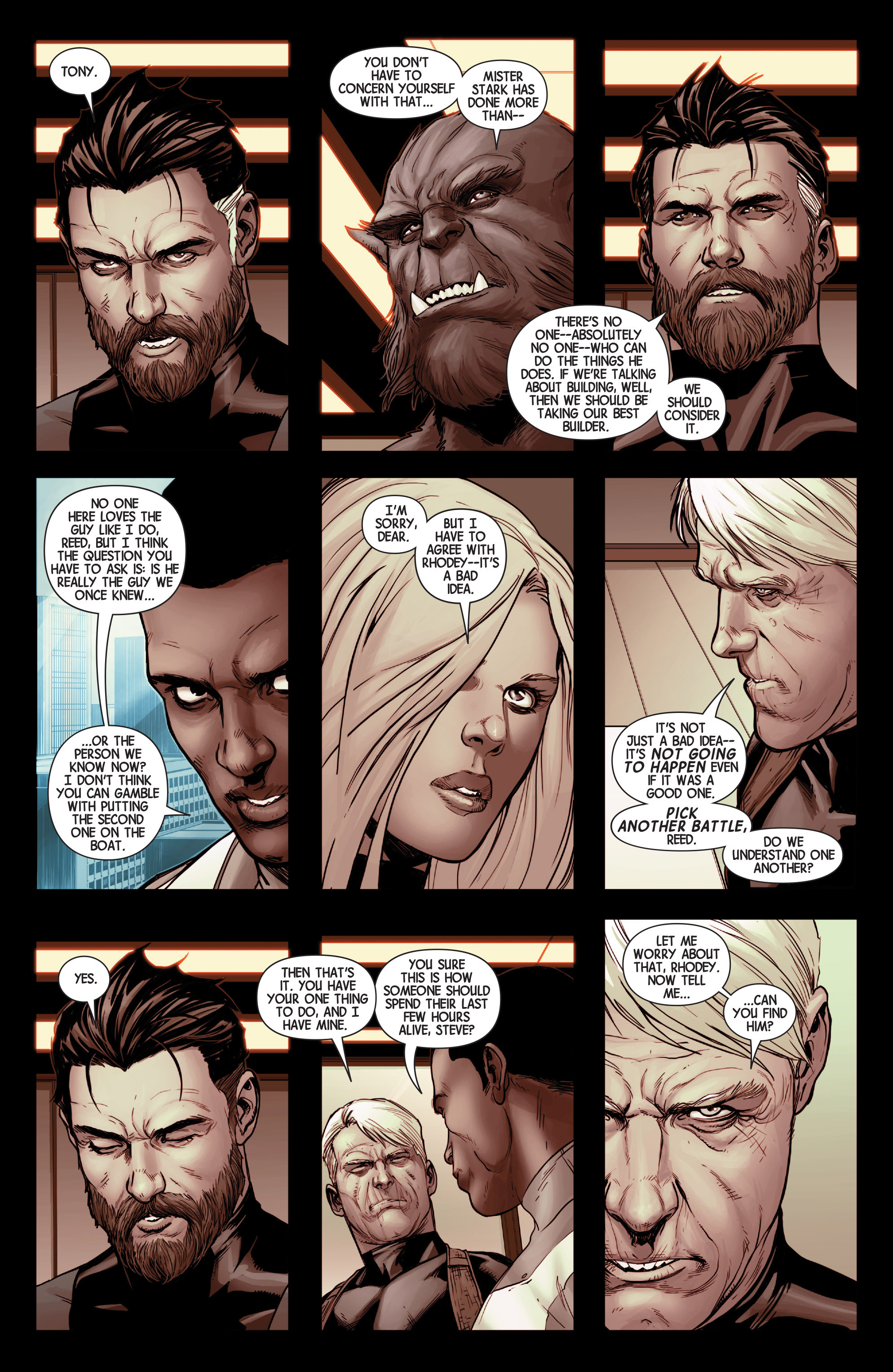 Read online Avengers (2013) comic -  Issue #44 - 30