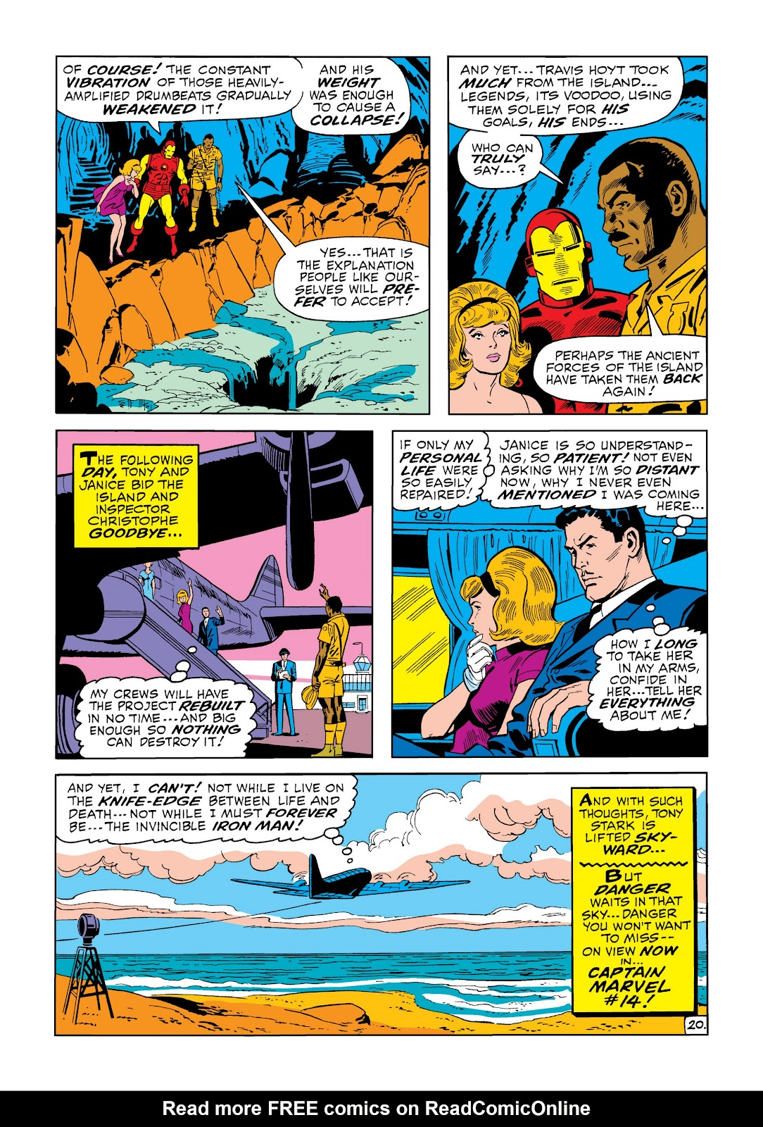 Read online Marvel Masterworks: The Invincible Iron Man comic -  Issue # TPB 6 (Part 1) - 26
