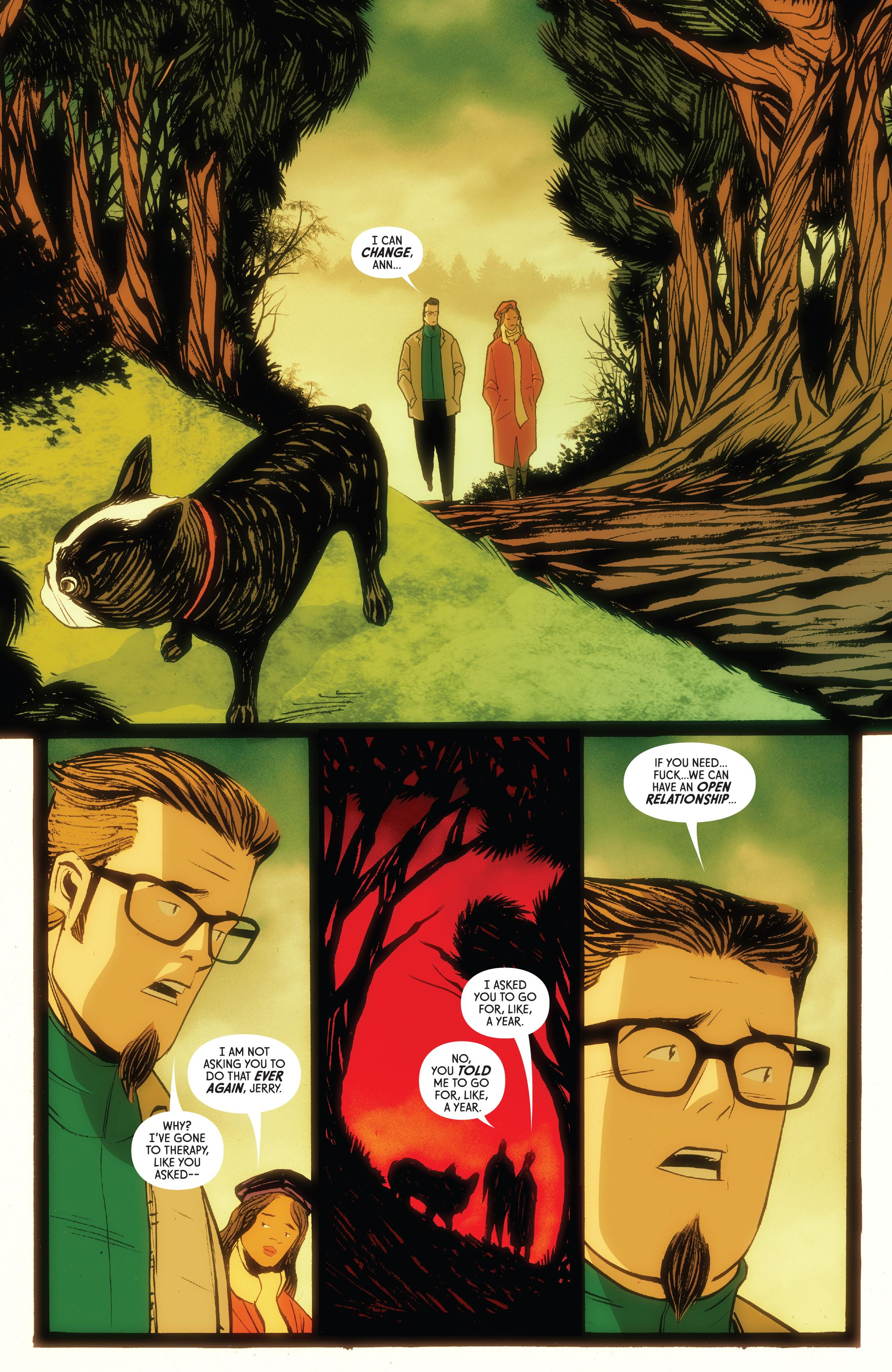 Read online American Monster comic -  Issue #6 - 3