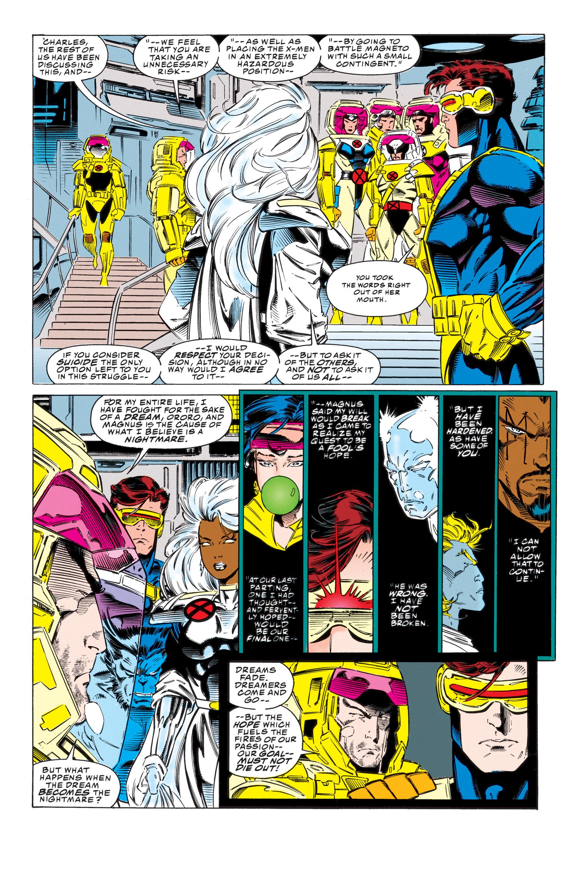 X-Men (1991) 25 Page 16
