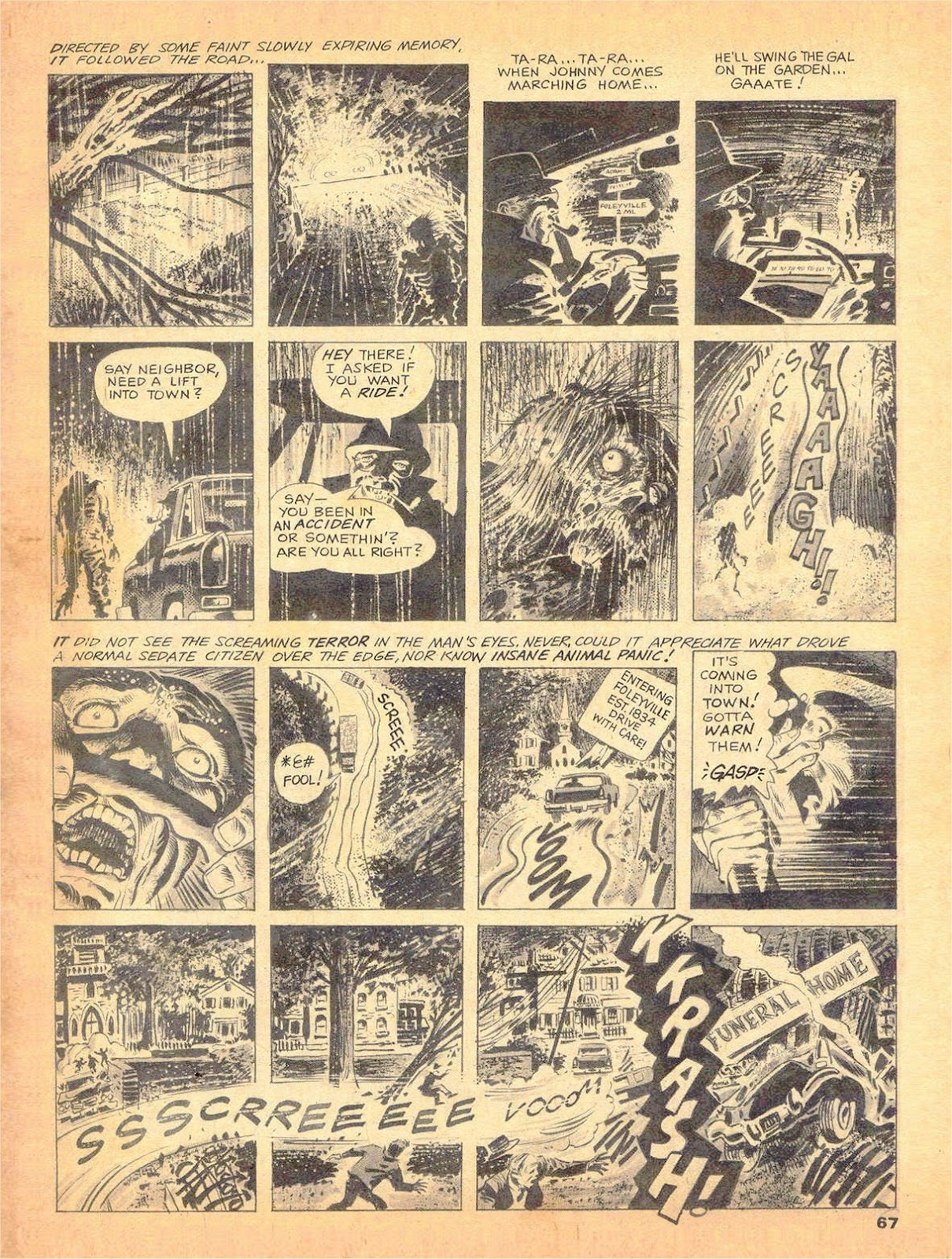 Creepy (1964) Issue #53 #53 - English 66