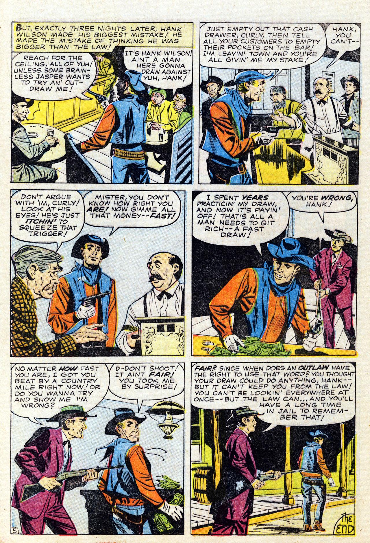 Read online Two-Gun Kid comic -  Issue #64 - 24